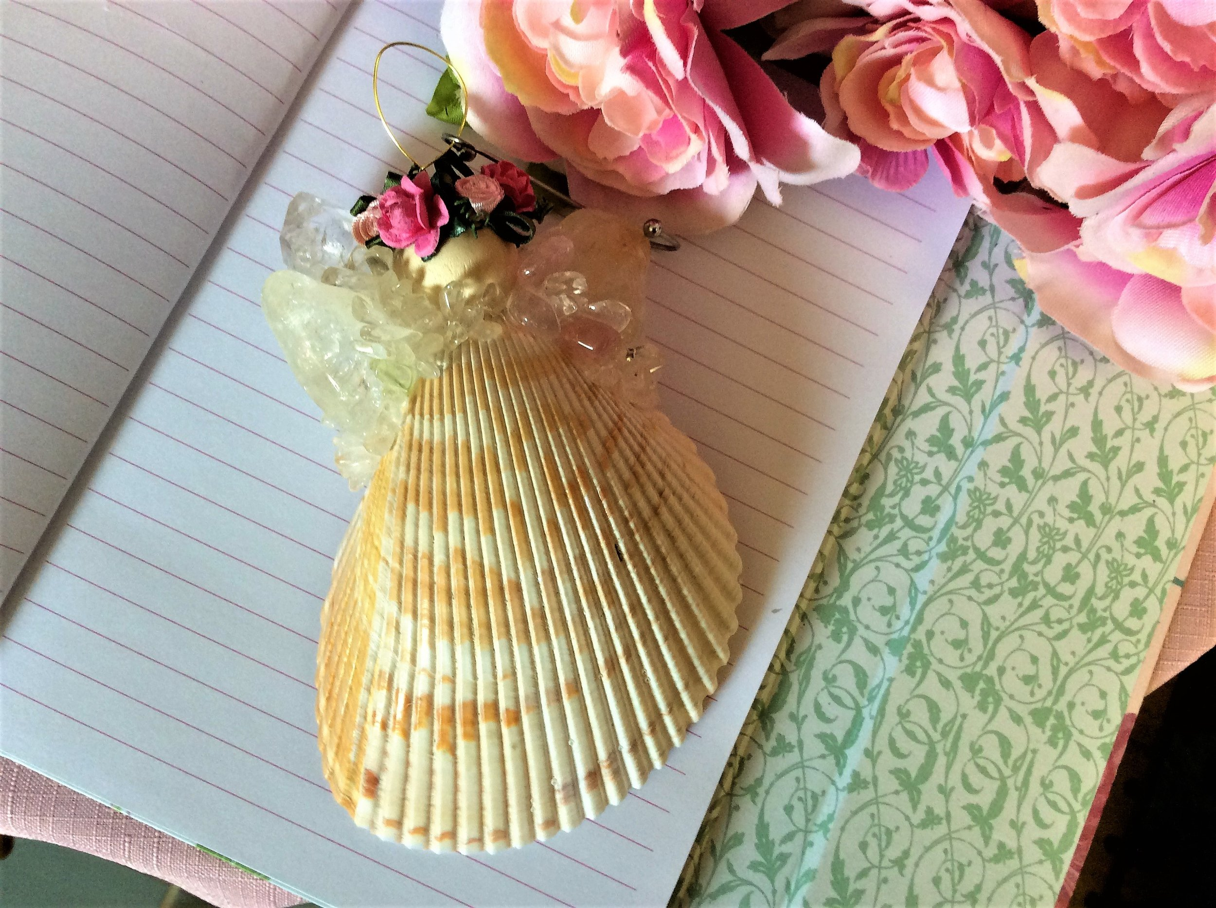 Earth Wish Angels Diary Reflection and Inspirational Guardian Angel