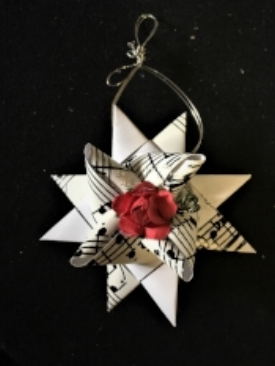 Moravian Star Origami Collections