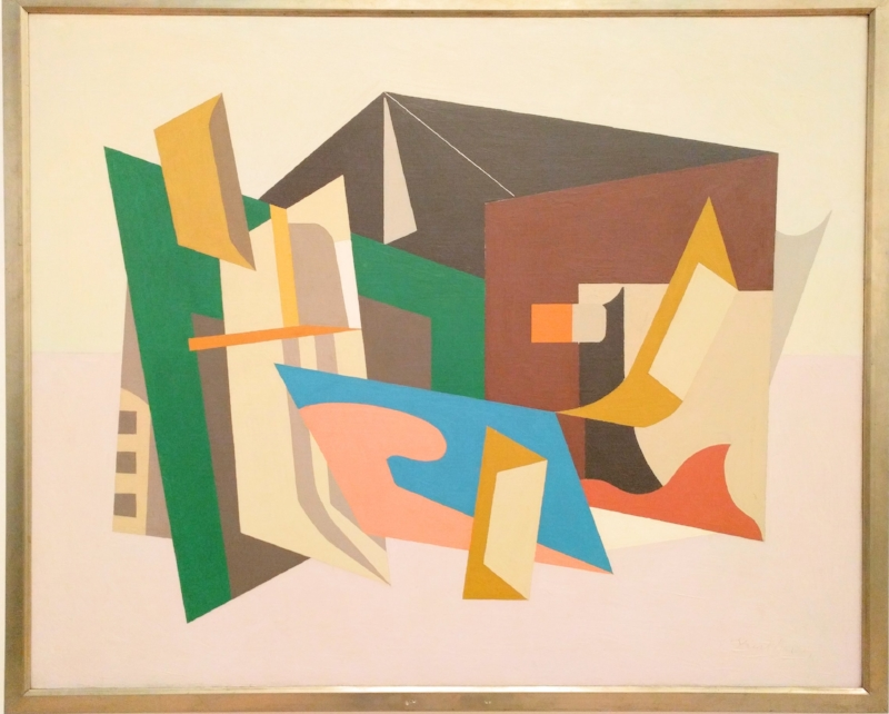 Egg Beater No. 1 , 29 in. x 36 in.,oil on linen, 1927, Whitney Museum of American Art