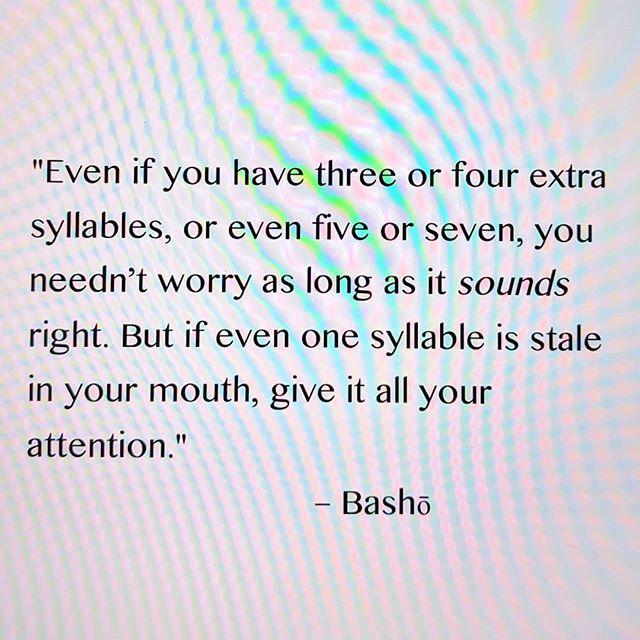 #basho #haiku #mobilephonemoire