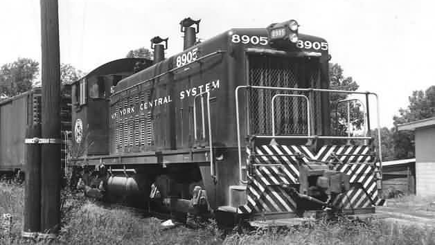 On September 2, 1965, Peoria & Eastern #8905 is found working in Pekin, IL. (Don Ross photo)