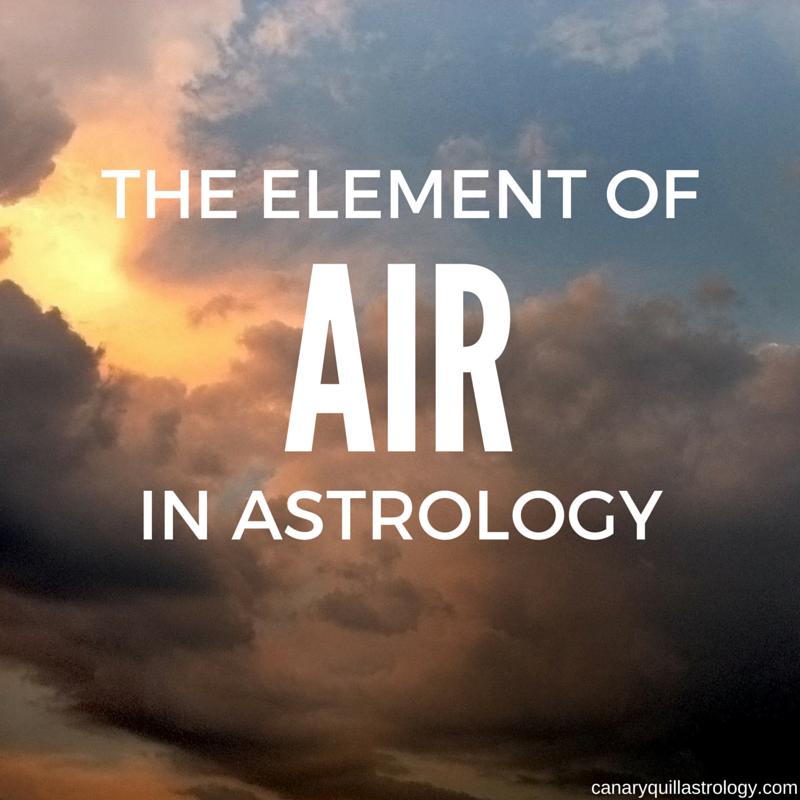The Element of AIR: Libra, Aquarius, Gemini