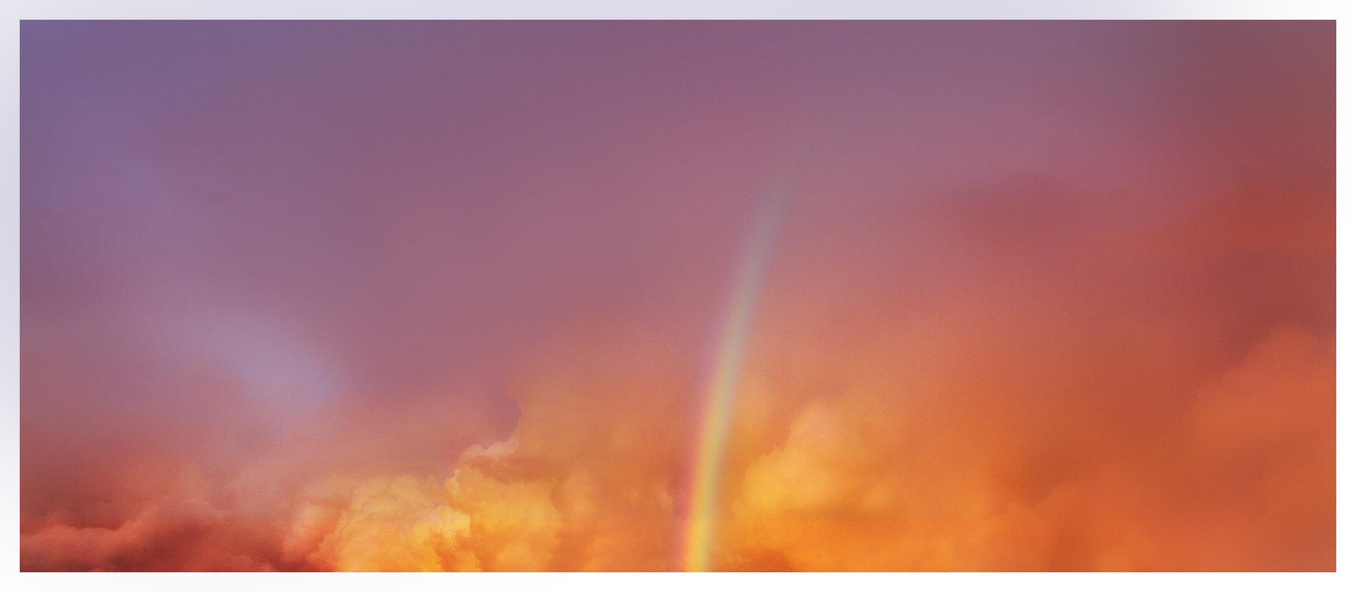 The elusive Rainbow Spout