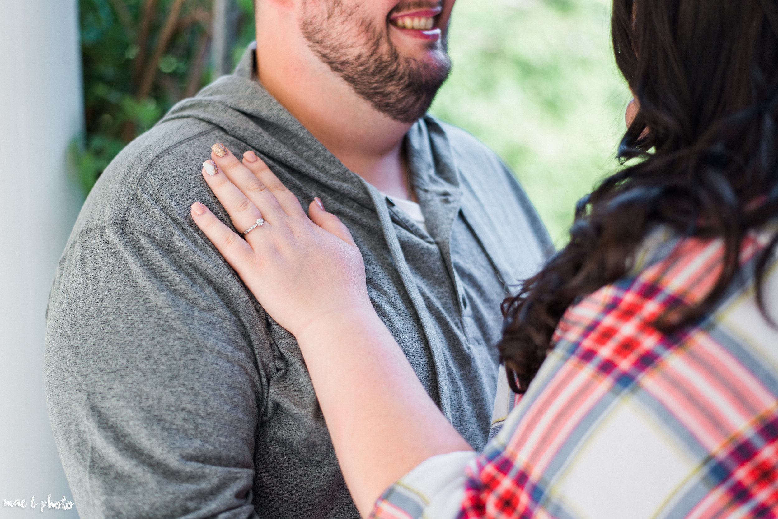 Kristina & Ryan's Summer Mill Creek Park Engagement Session in Youngstown, Ohio-6.jpg