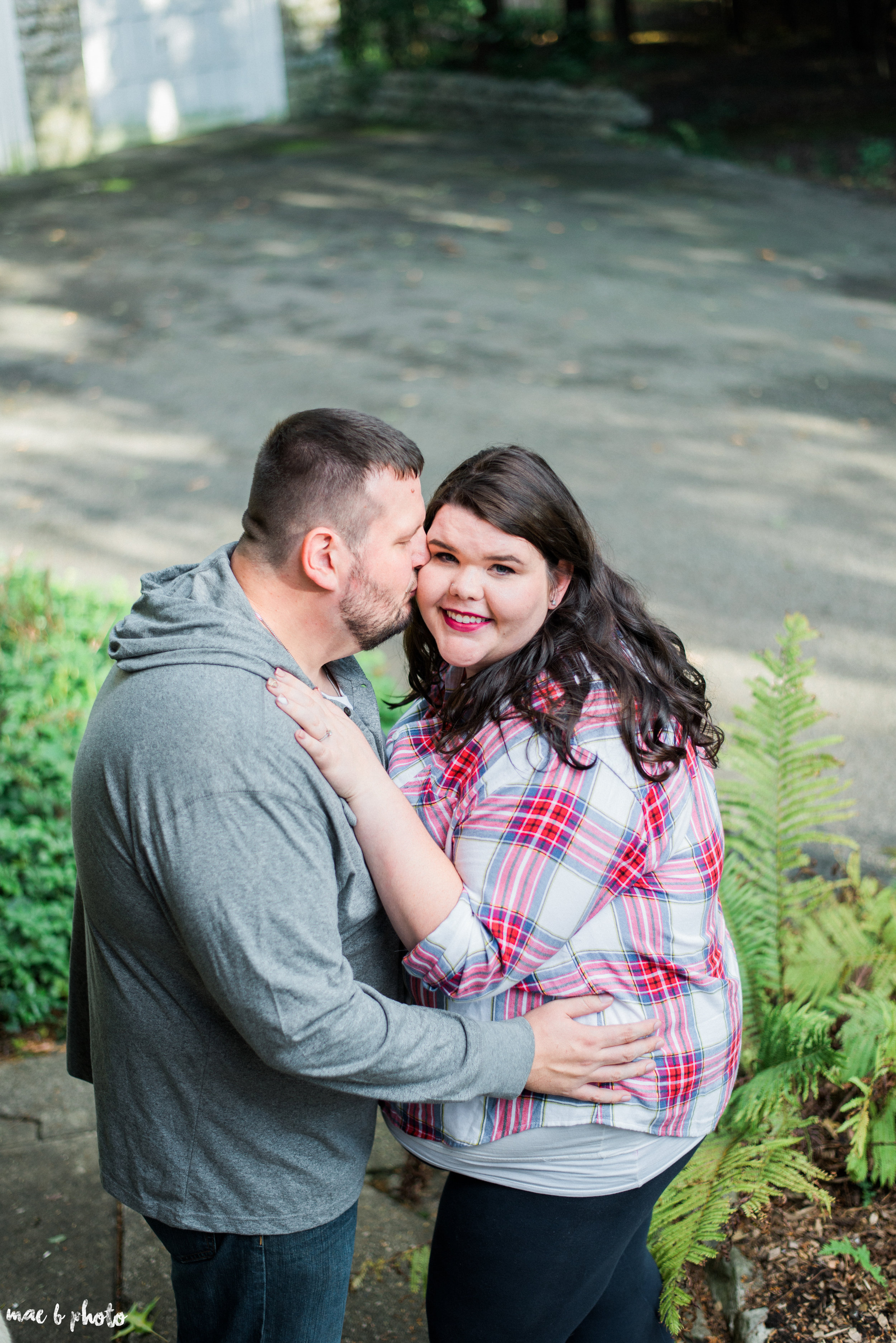 Kristina & Ryan's Summer Mill Creek Park Engagement Session in Youngstown, Ohio-15.jpg