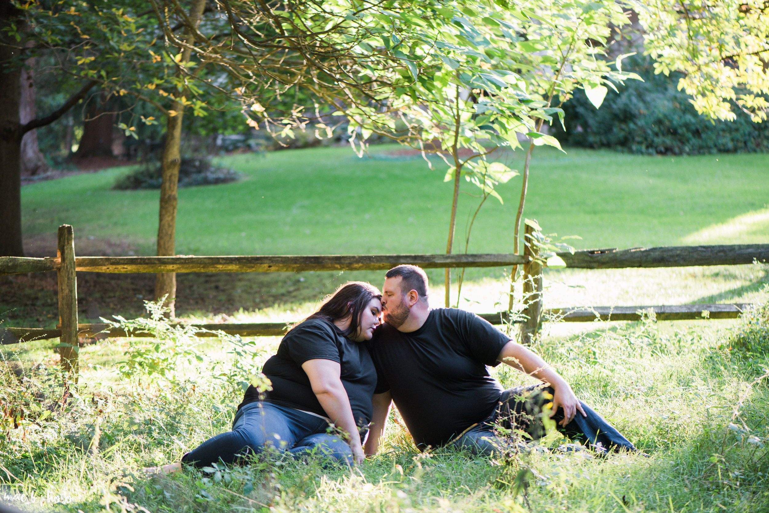 Kristina & Ryan's Summer Mill Creek Park Engagement Session in Youngstown, Ohio-34.jpg