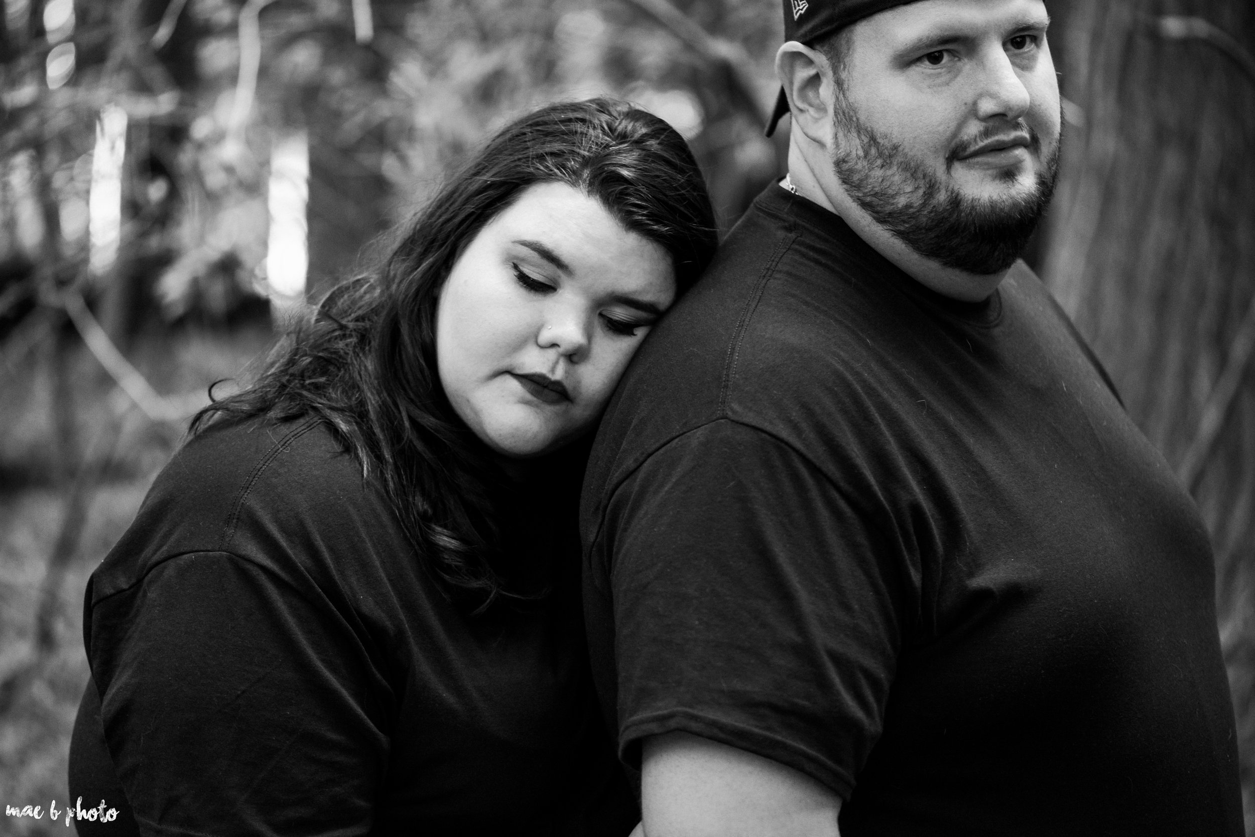 Kristina & Ryan's Summer Mill Creek Park Engagement Session in Youngstown, Ohio-24.jpg
