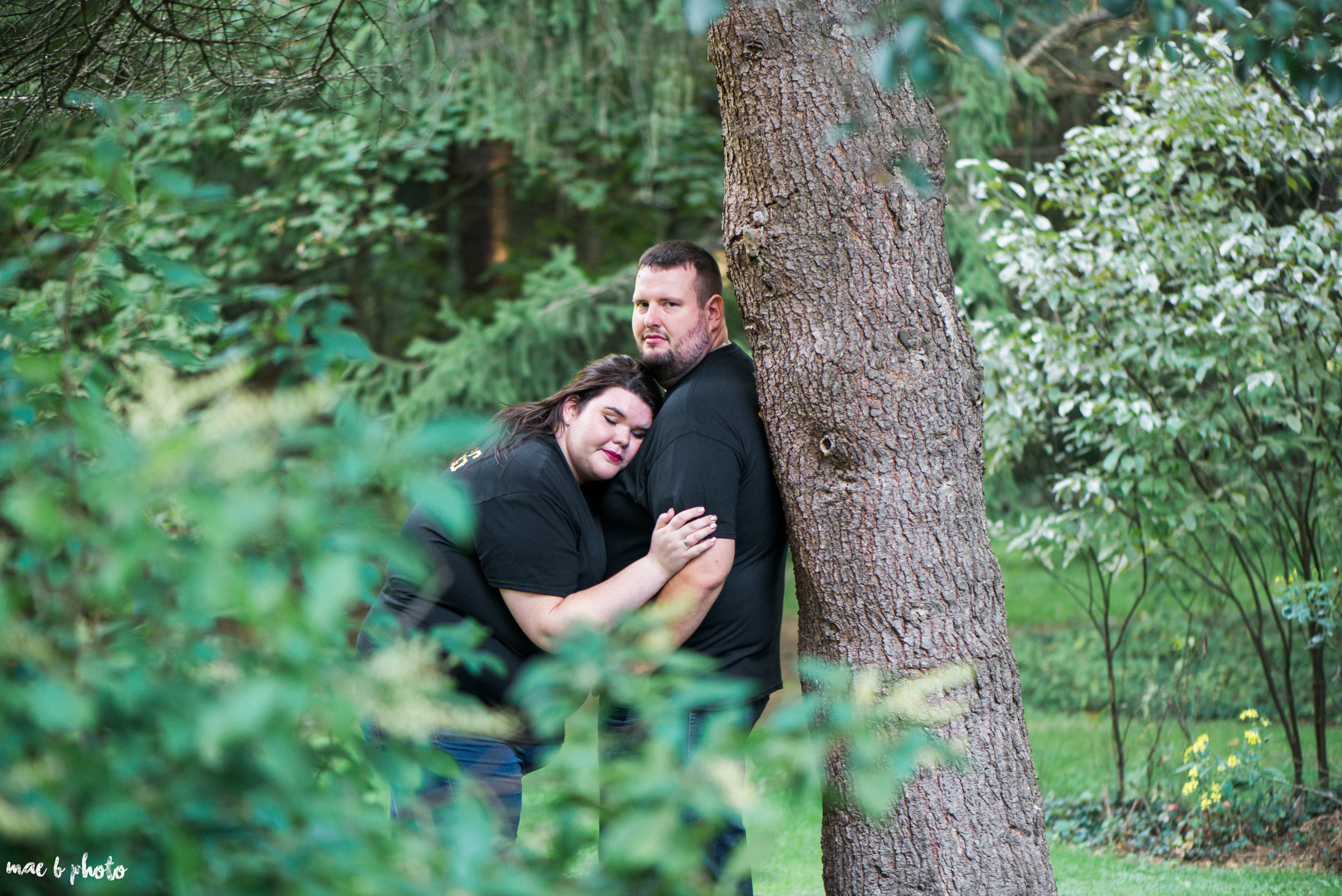 Kristina & Ryan's Summer Mill Creek Park Engagement Session in Youngstown, Ohio-31.jpg