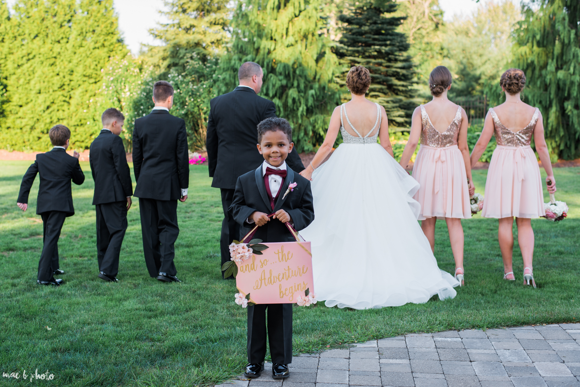 Mary Catherine & Chad's Elegant and Intimate Country Club Wedding at Squaw Creek in Youngstown Ohio by Mae B Photo-56.jpg