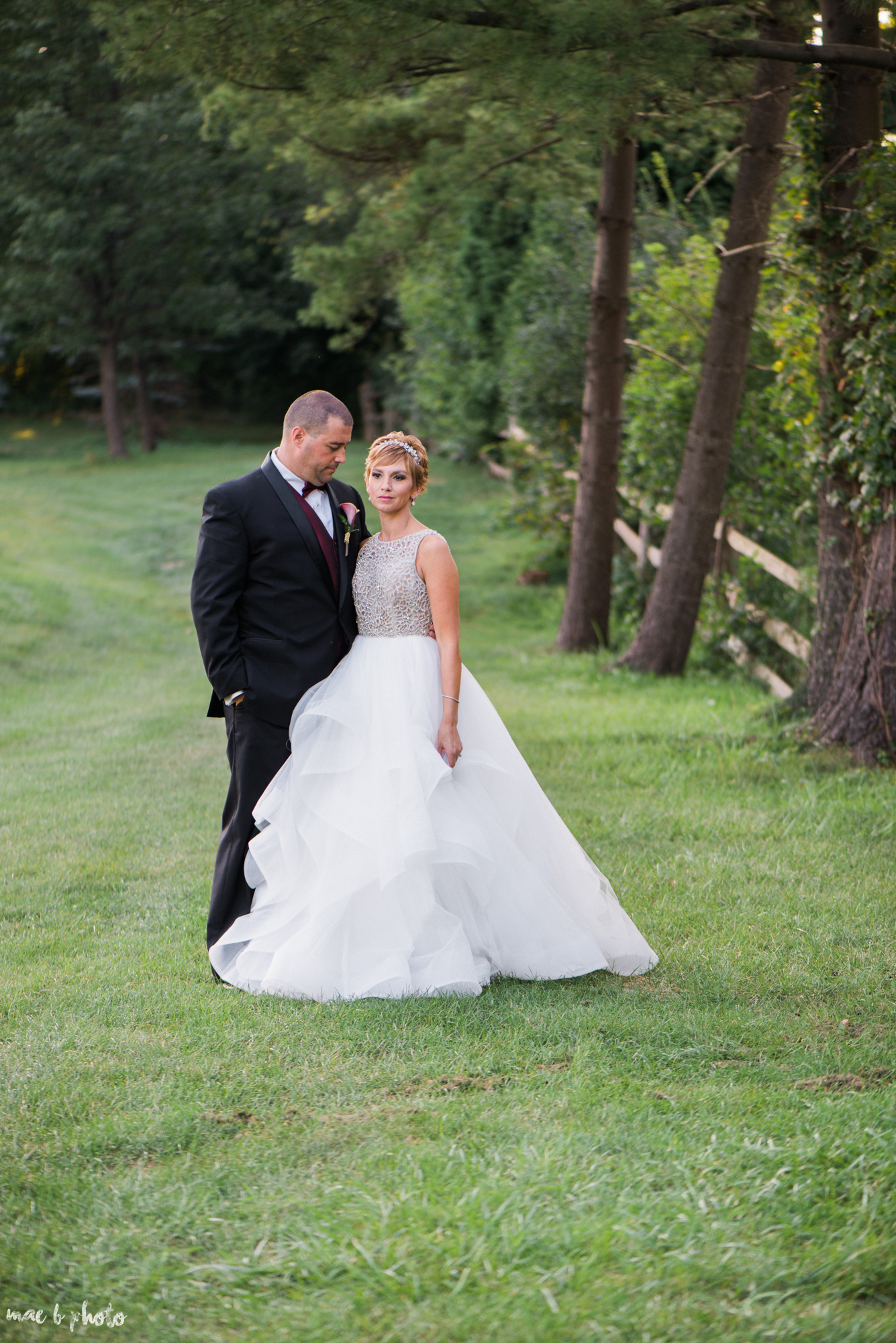 Mary Catherine & Chad's Elegant and Intimate Country Club Wedding at Squaw Creek in Youngstown Ohio by Mae B Photo-73.jpg