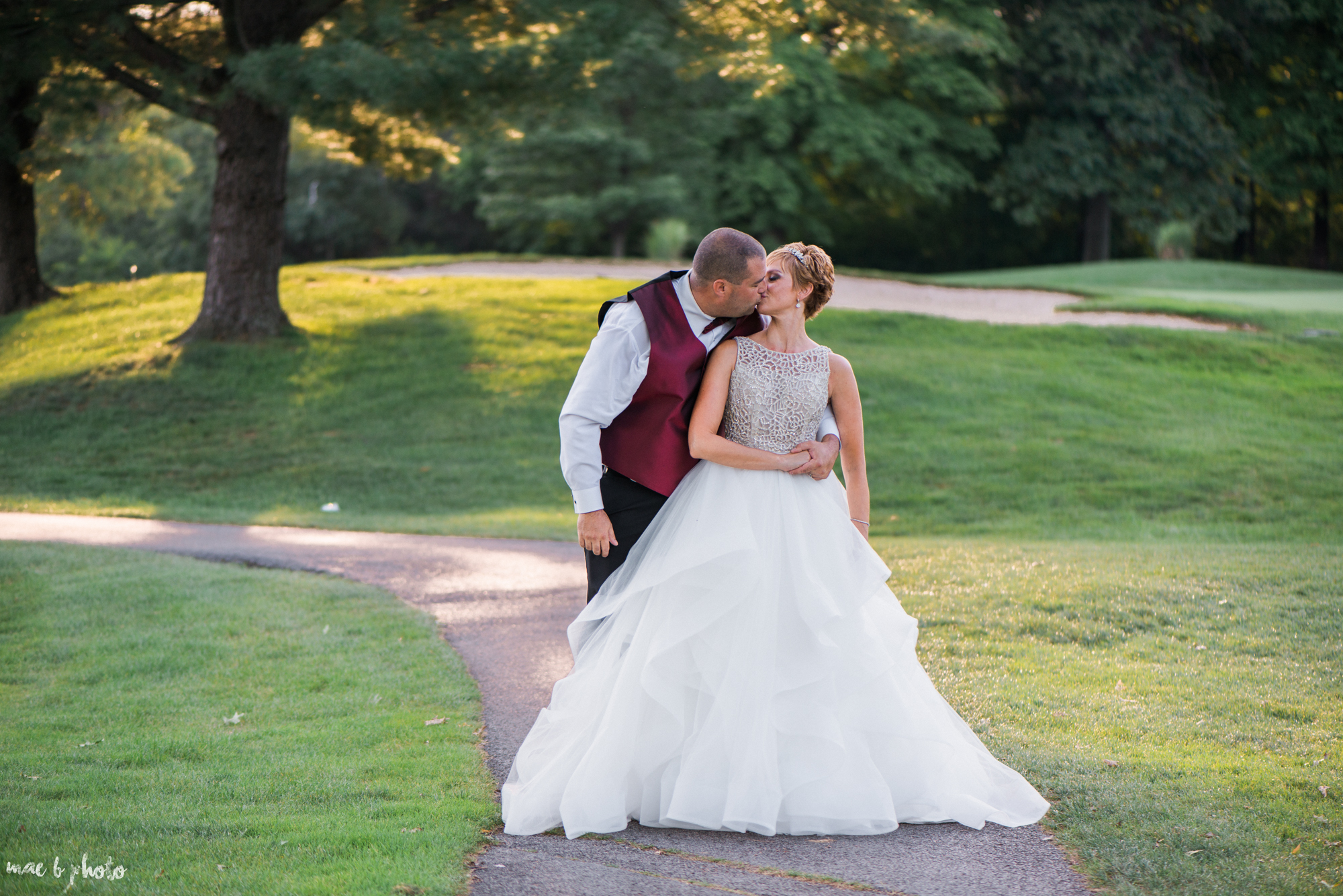 Mary Catherine & Chad's Elegant and Intimate Country Club Wedding at Squaw Creek in Youngstown Ohio by Mae B Photo-84.jpg