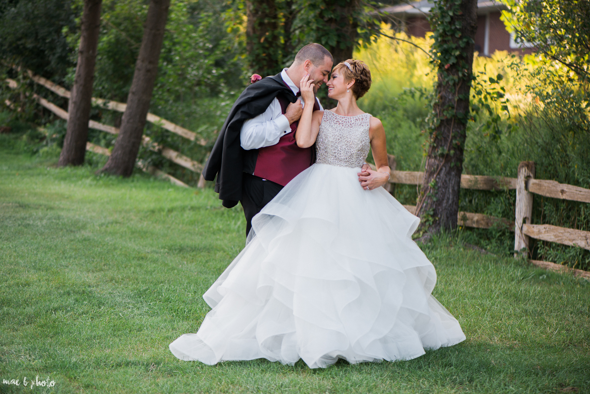 Mary Catherine & Chad's Elegant and Intimate Country Club Wedding at Squaw Creek in Youngstown Ohio by Mae B Photo-80.jpg