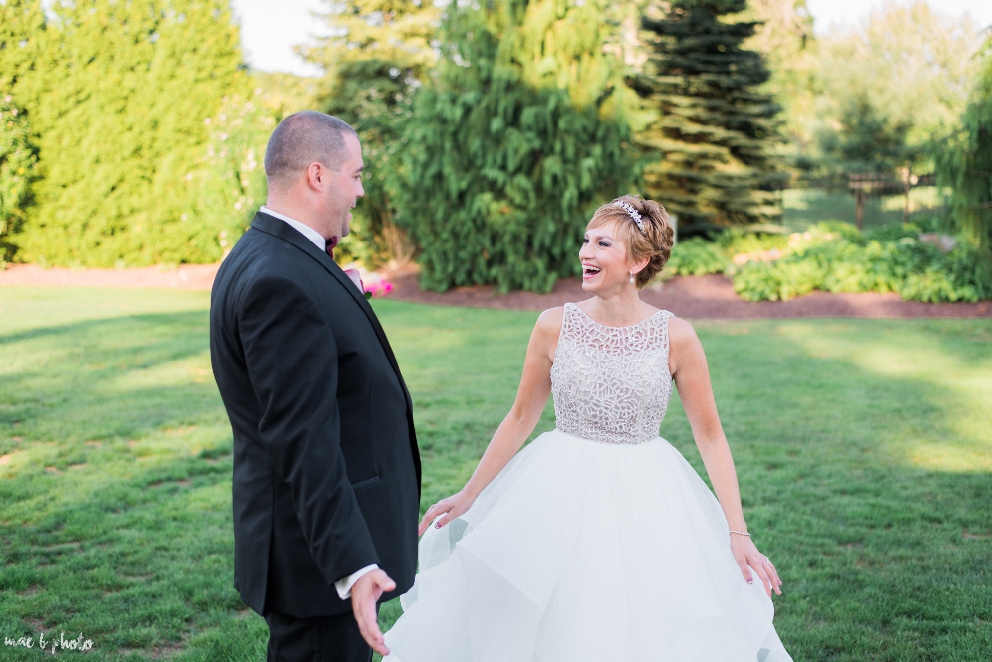 Mary Catherine & Chad's Elegant and Intimate Country Club Wedding at Squaw Creek in Youngstown Ohio by Mae B Photo-63.jpg