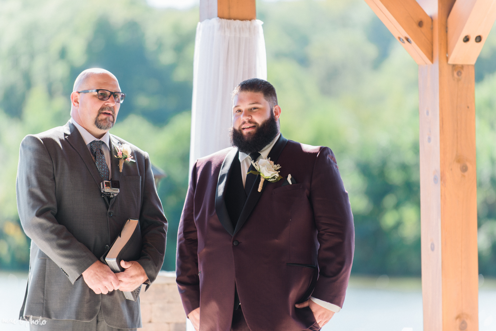 Amber & Kyle's Rustic Barn Wedding at SNPJ in Enon Valley, PA by Mae B Photo-40.jpg