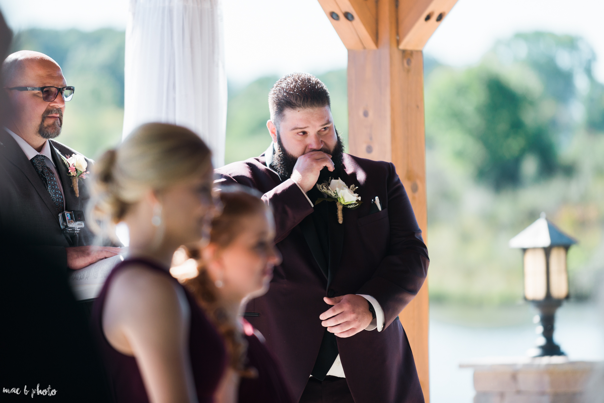 Amber & Kyle's Rustic Barn Wedding at SNPJ in Enon Valley, PA by Mae B Photo-42.jpg