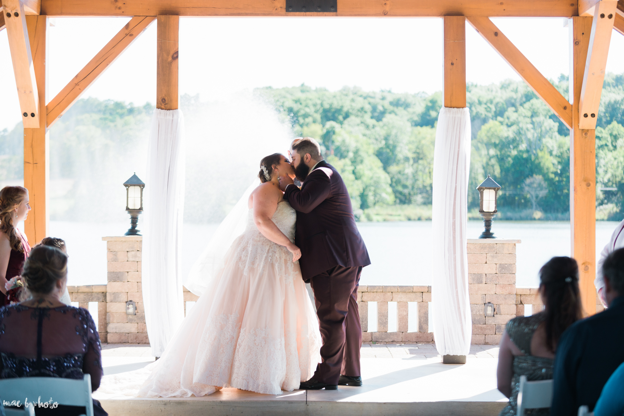 Amber & Kyle's Rustic Barn Wedding at SNPJ in Enon Valley, PA by Mae B Photo-46.jpg