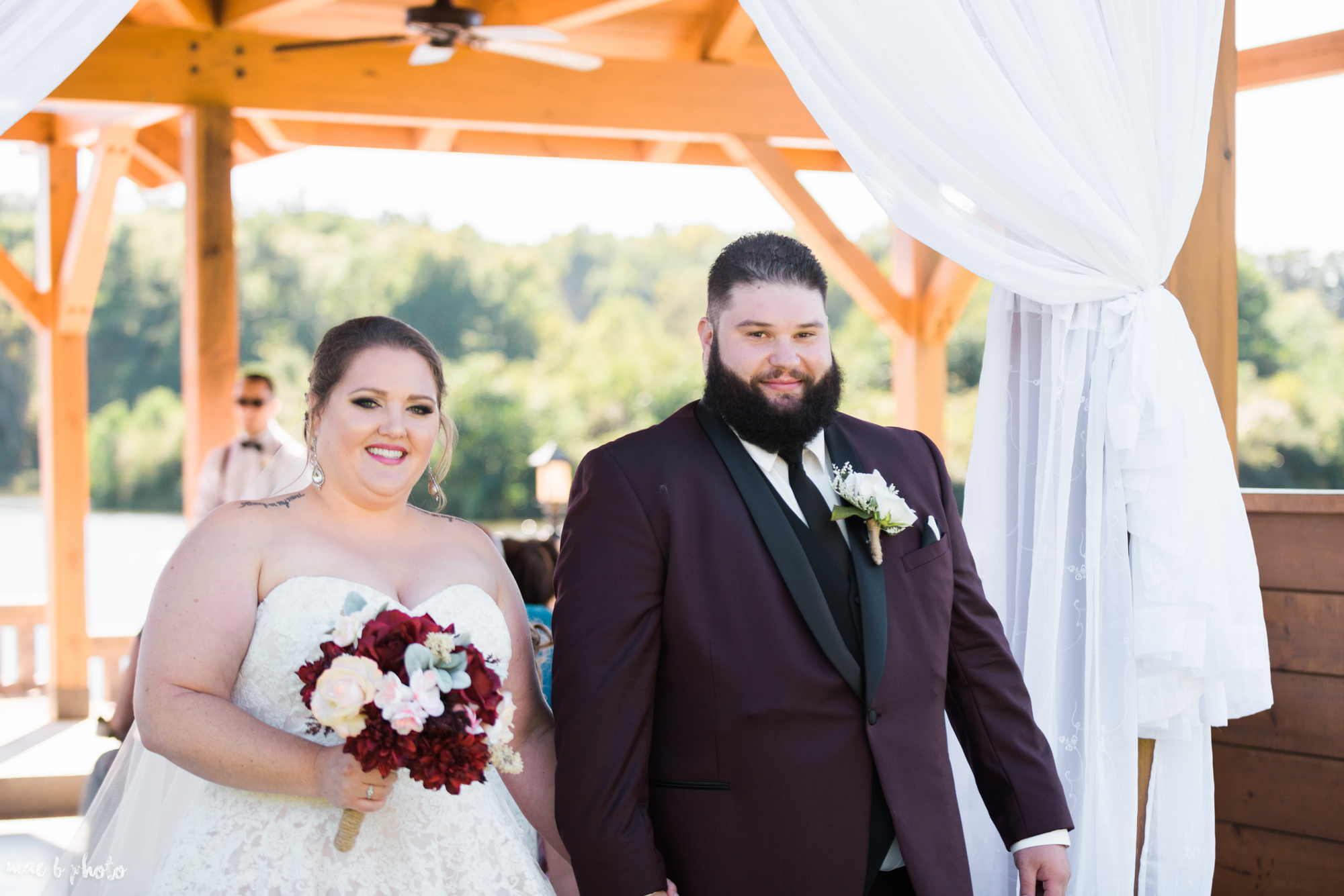 Amber & Kyle's Rustic Barn Wedding at SNPJ in Enon Valley, PA by Mae B Photo-48.jpg