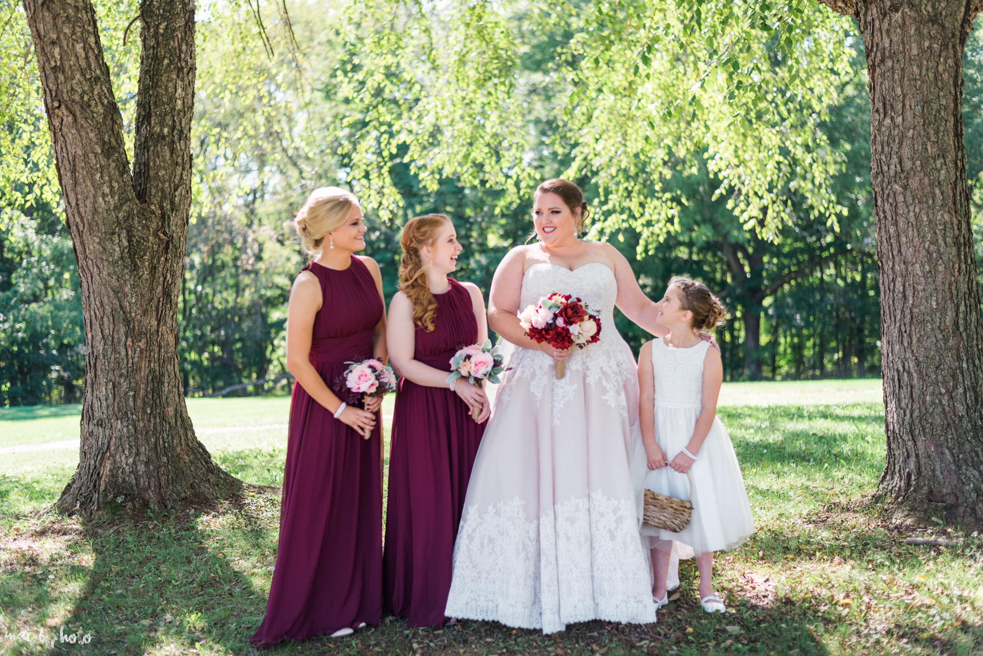 Amber & Kyle's Rustic Barn Wedding at SNPJ in Enon Valley, PA by Mae B Photo-51.jpg