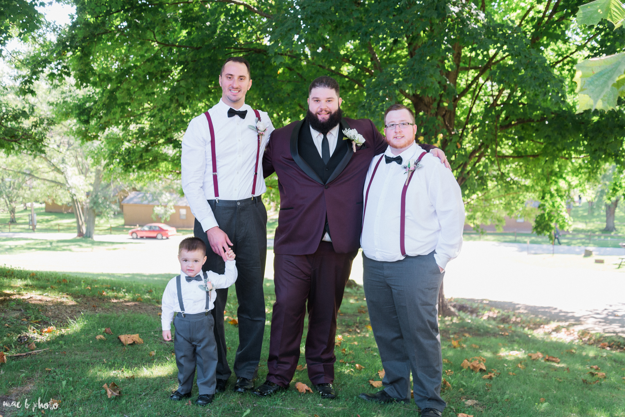 Amber & Kyle's Rustic Barn Wedding at SNPJ in Enon Valley, PA by Mae B Photo-54.jpg