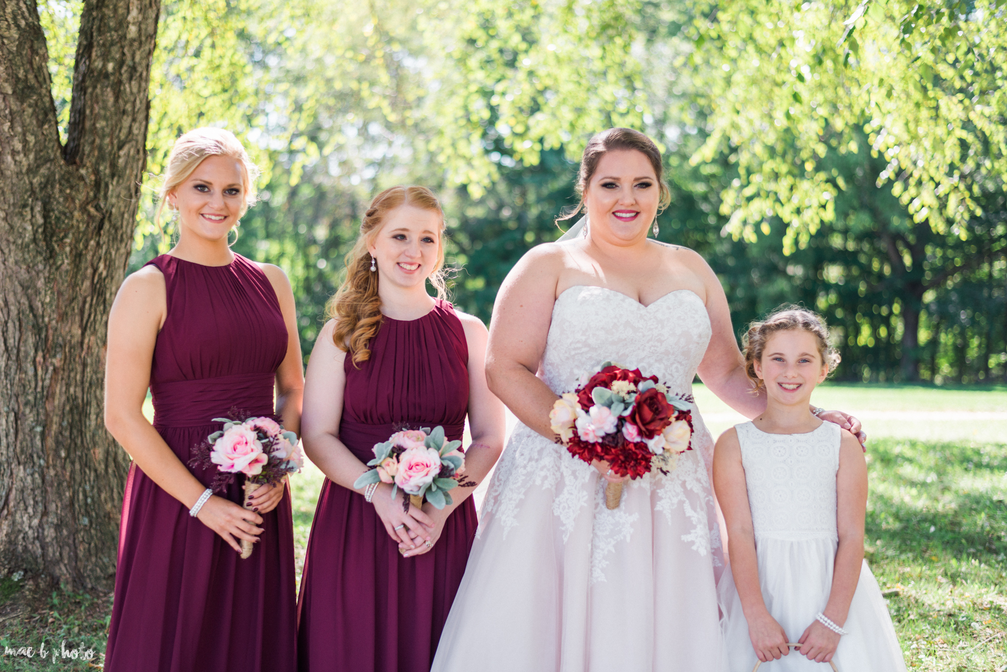 Amber & Kyle's Rustic Barn Wedding at SNPJ in Enon Valley, PA by Mae B Photo-50.jpg