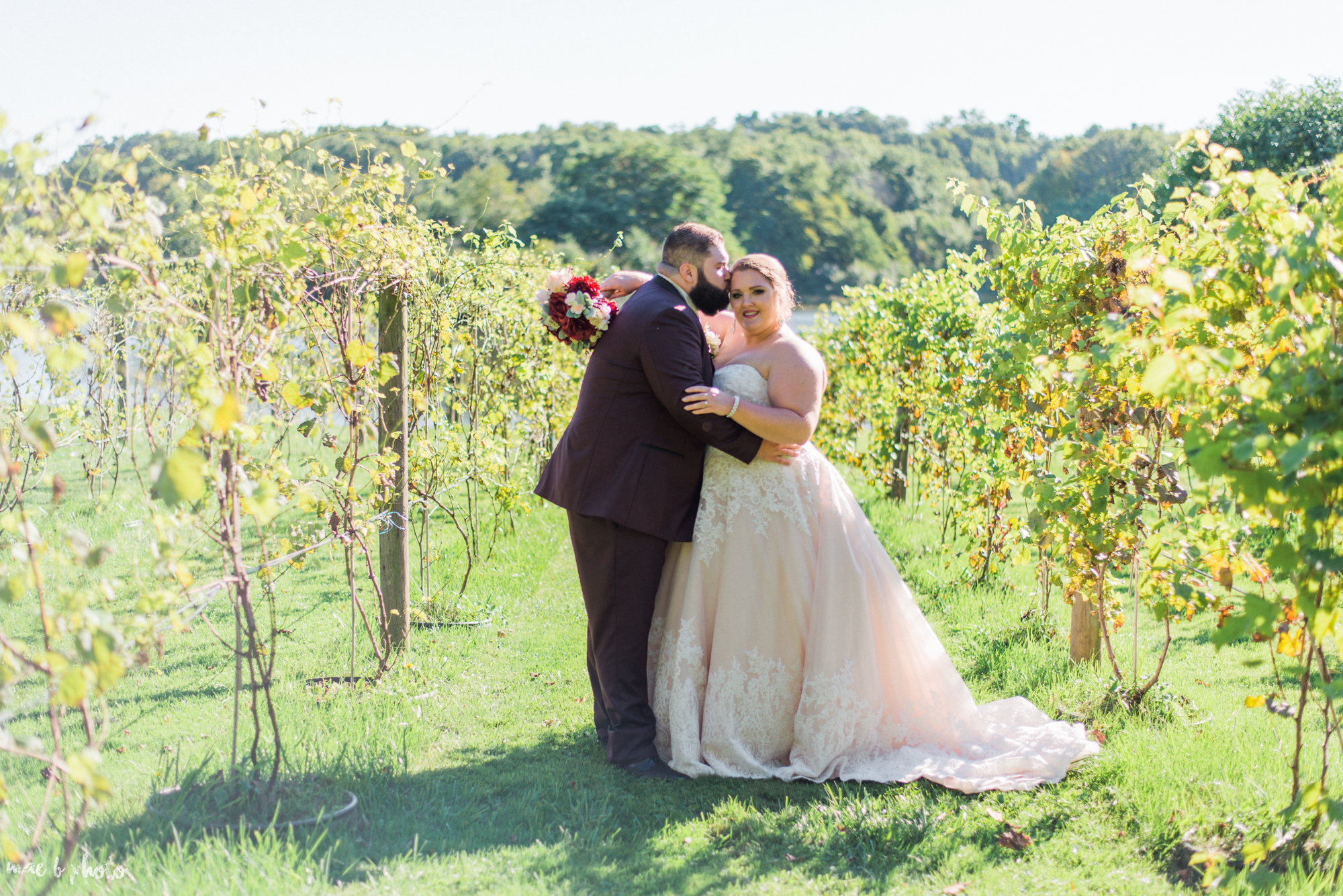 Amber & Kyle's Rustic Barn Wedding at SNPJ in Enon Valley, PA by Mae B Photo-68.jpg