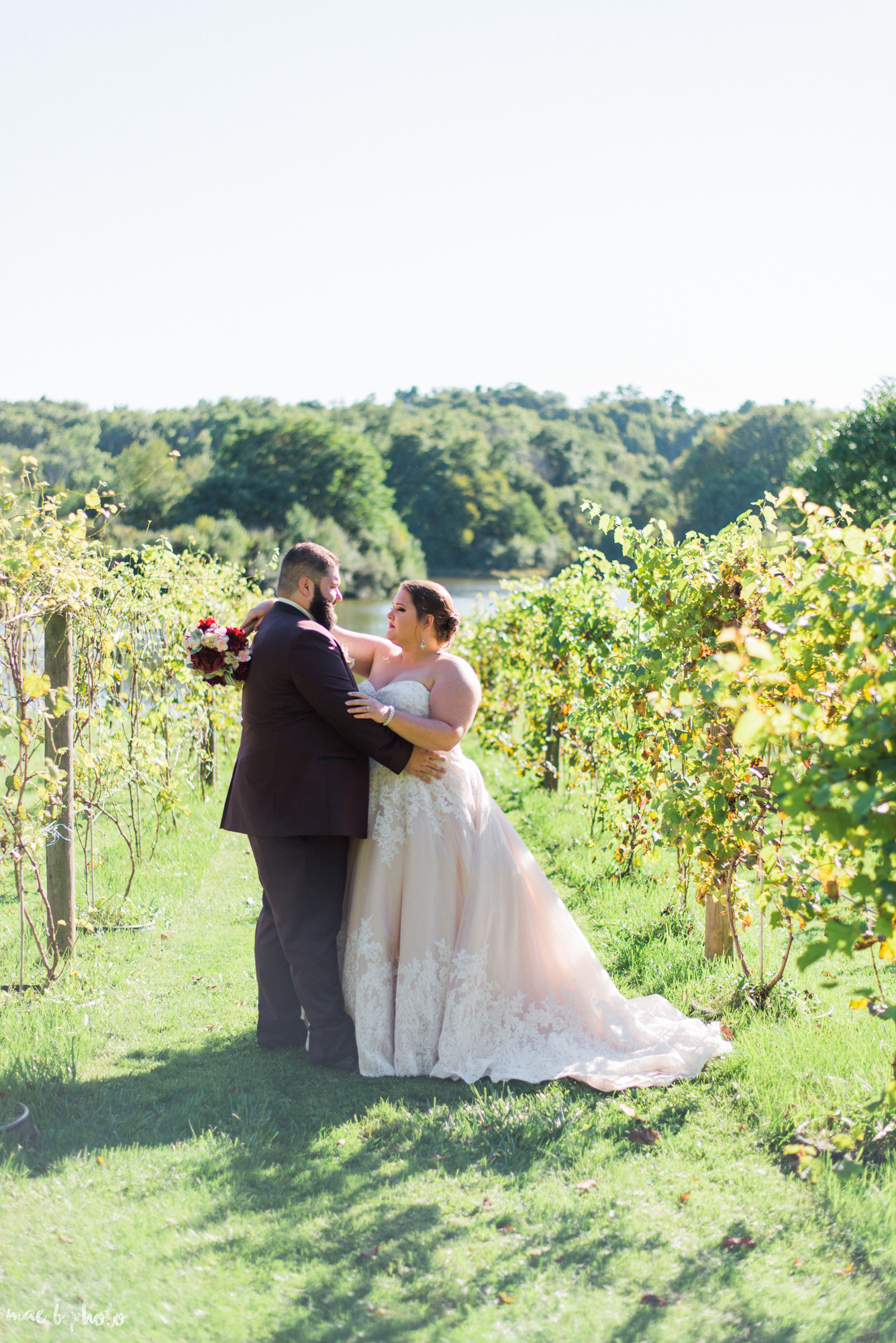 Amber & Kyle's Rustic Barn Wedding at SNPJ in Enon Valley, PA by Mae B Photo-65.jpg
