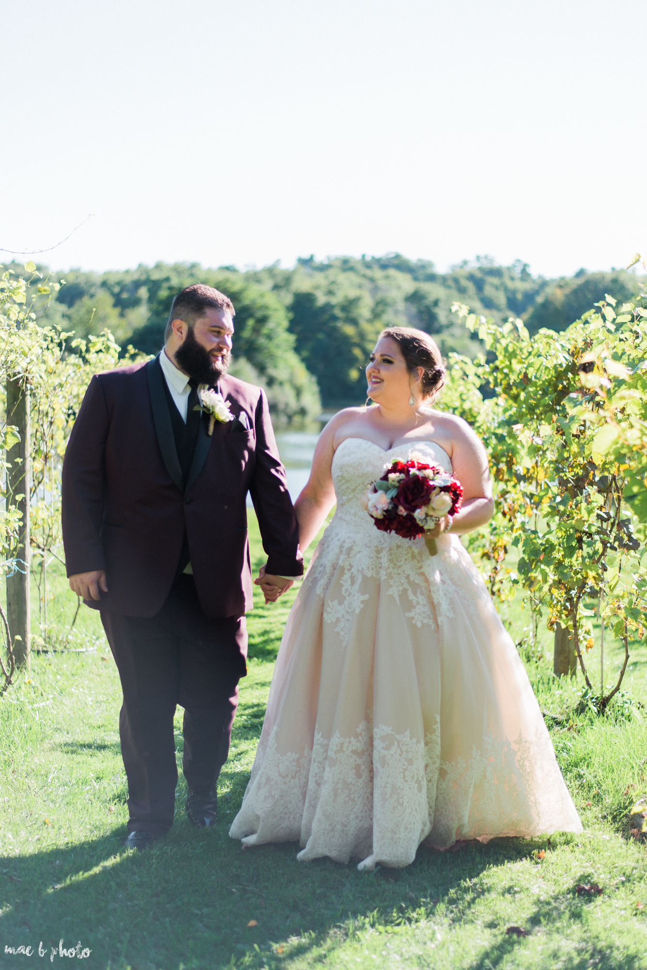 Amber & Kyle's Rustic Barn Wedding at SNPJ in Enon Valley, PA by Mae B Photo-70.jpg