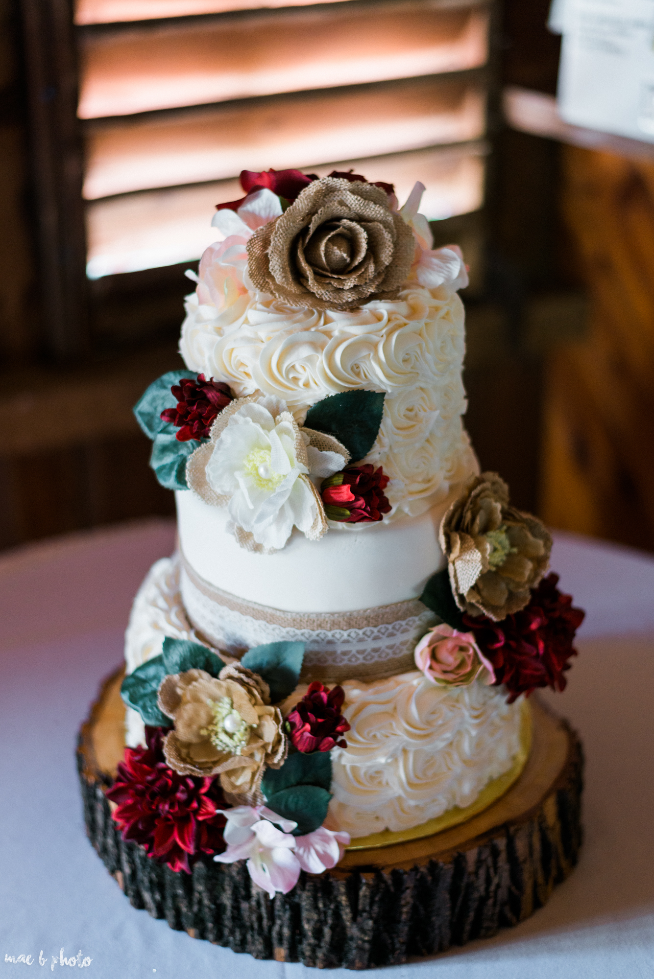 Amber & Kyle's Rustic Barn Wedding at SNPJ in Enon Valley, PA by Mae B Photo-82.jpg