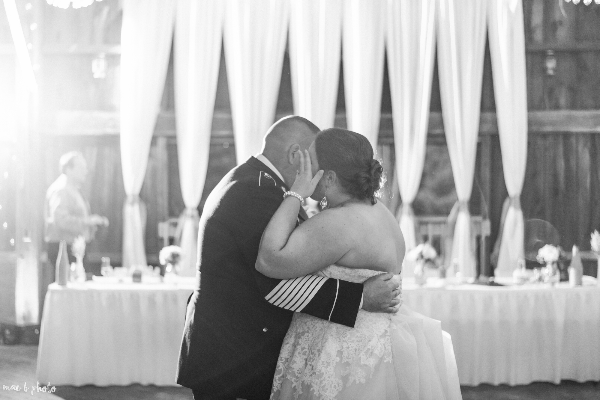 Amber & Kyle's Rustic Barn Wedding at SNPJ in Enon Valley, PA by Mae B Photo-93.jpg