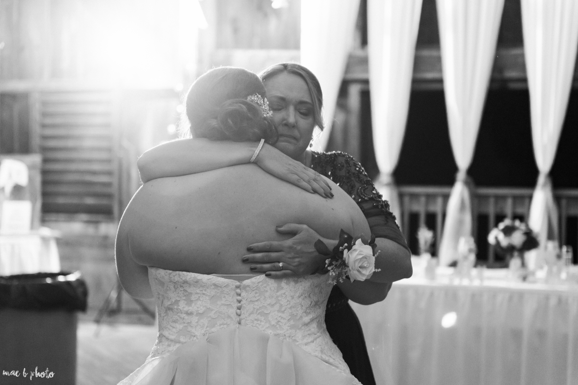 Amber & Kyle's Rustic Barn Wedding at SNPJ in Enon Valley, PA by Mae B Photo-103.jpg