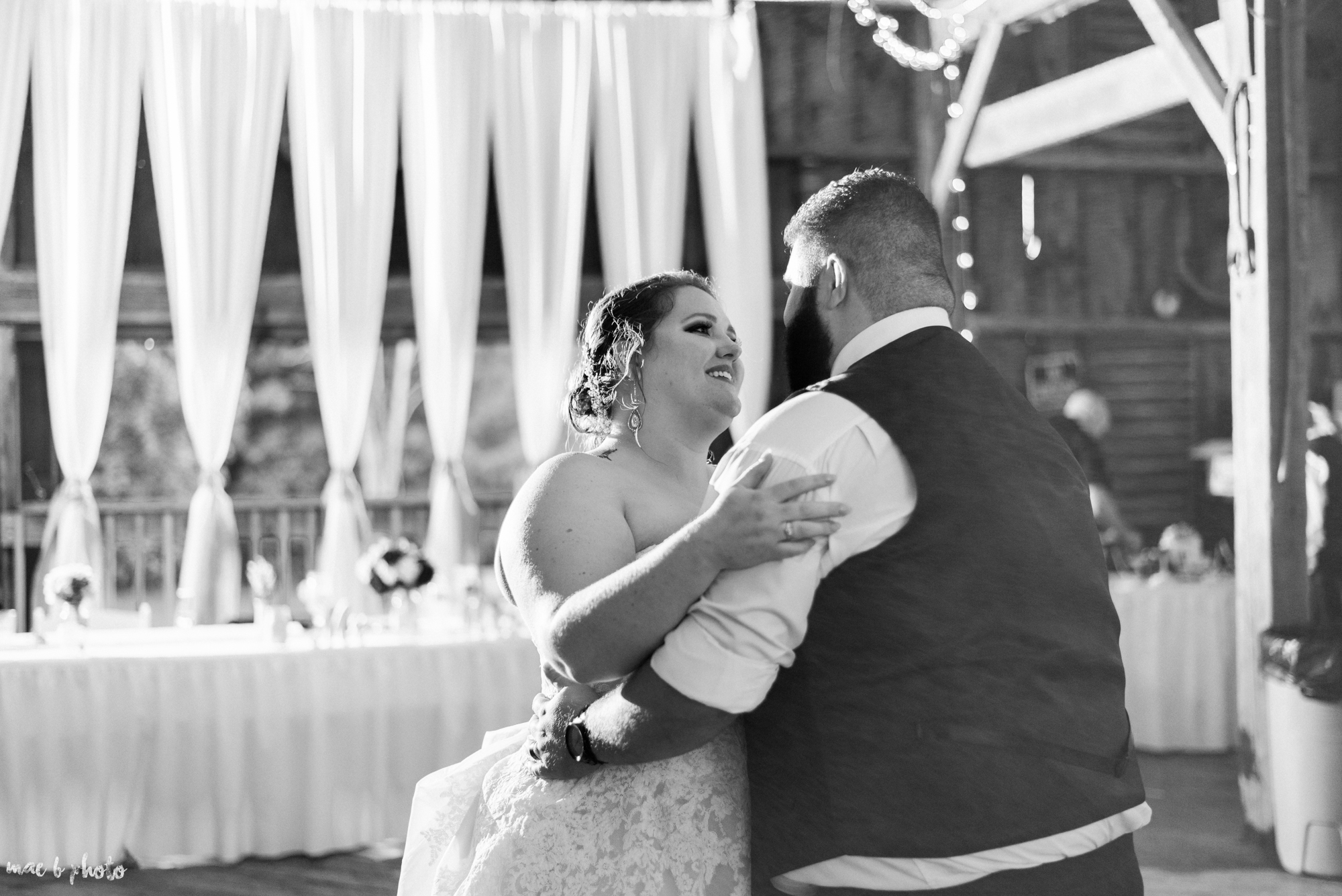 Amber & Kyle's Rustic Barn Wedding at SNPJ in Enon Valley, PA by Mae B Photo-87.jpg