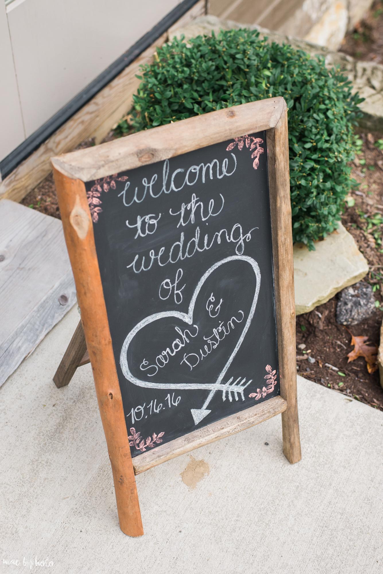 Sarah & Dustin's Rustic Chic Barn Wedding at Hartford Hill Winery in Hartford, Ohio by Mae B Photo-97.jpg