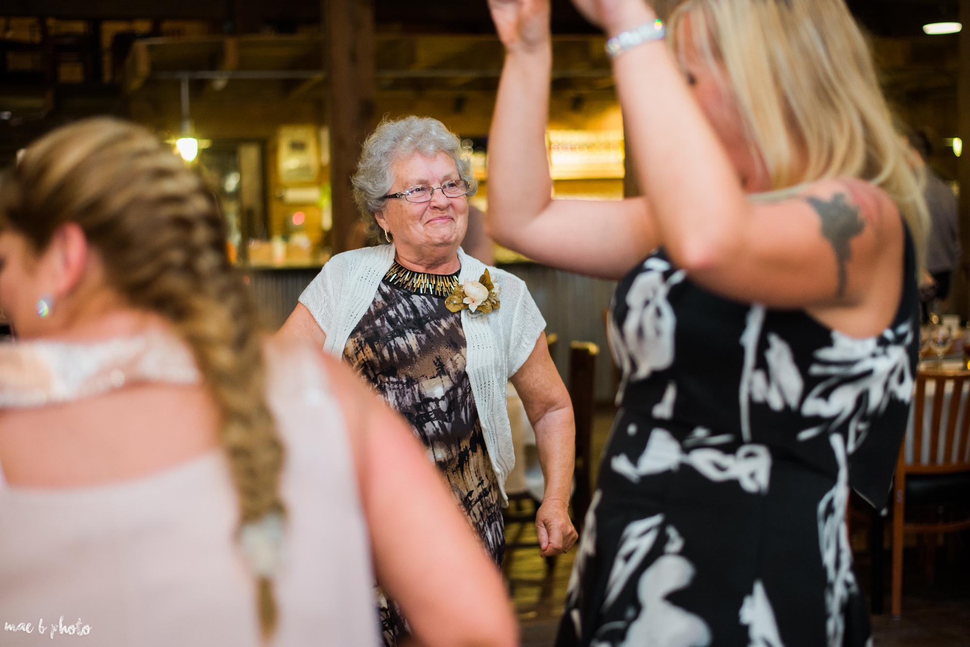 Sarah & Dustin's Rustic Chic Barn Wedding at Hartford Hill Winery in Hartford, Ohio by Mae B Photo-114.jpg