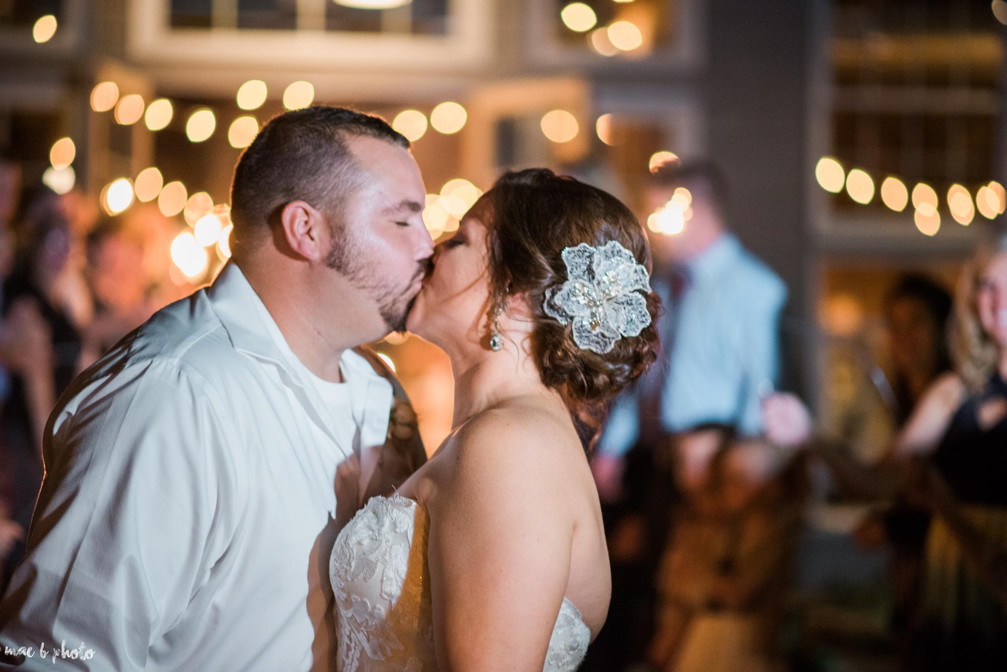 Sarah & Dustin's Rustic Chic Barn Wedding at Hartford Hill Winery in Hartford, Ohio by Mae B Photo-110.jpg