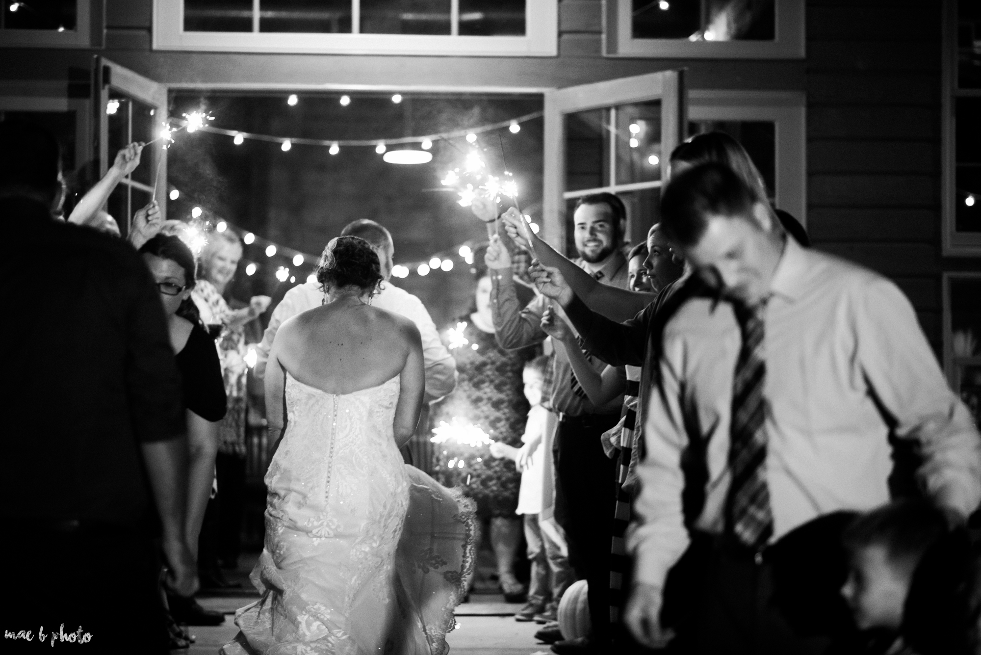 Sarah & Dustin's Rustic Chic Barn Wedding at Hartford Hill Winery in Hartford, Ohio by Mae B Photo-112.jpg