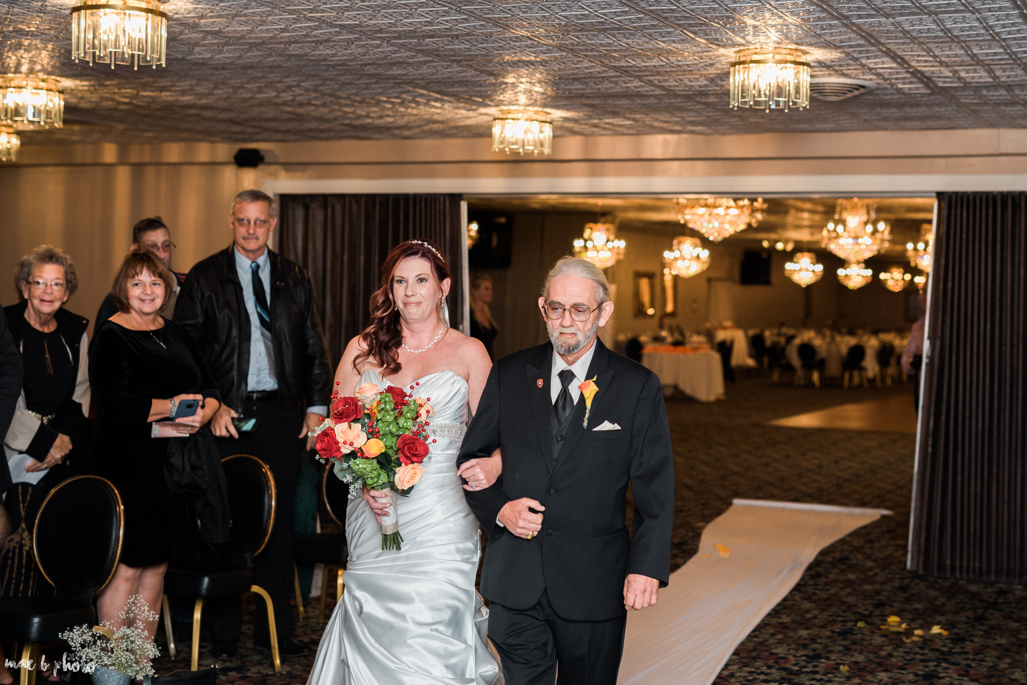 tracey and aaron's personal fall wedding at tiffany's banquet center in brookfield ohio-40.jpg