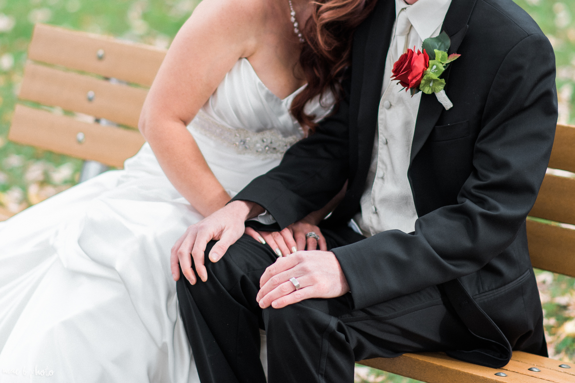 tracey and aaron's personal fall wedding at tiffany's banquet center in brookfield ohio-73.jpg