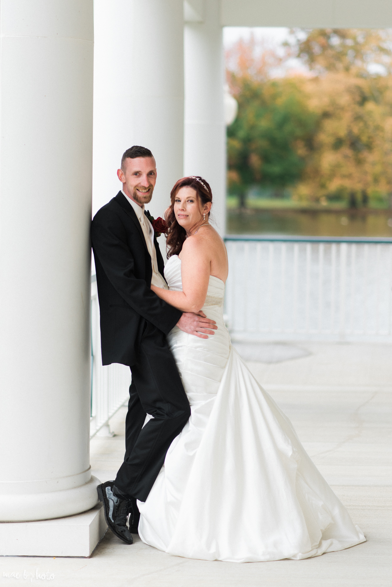 tracey and aaron's personal fall wedding at tiffany's banquet center in brookfield ohio-67.jpg