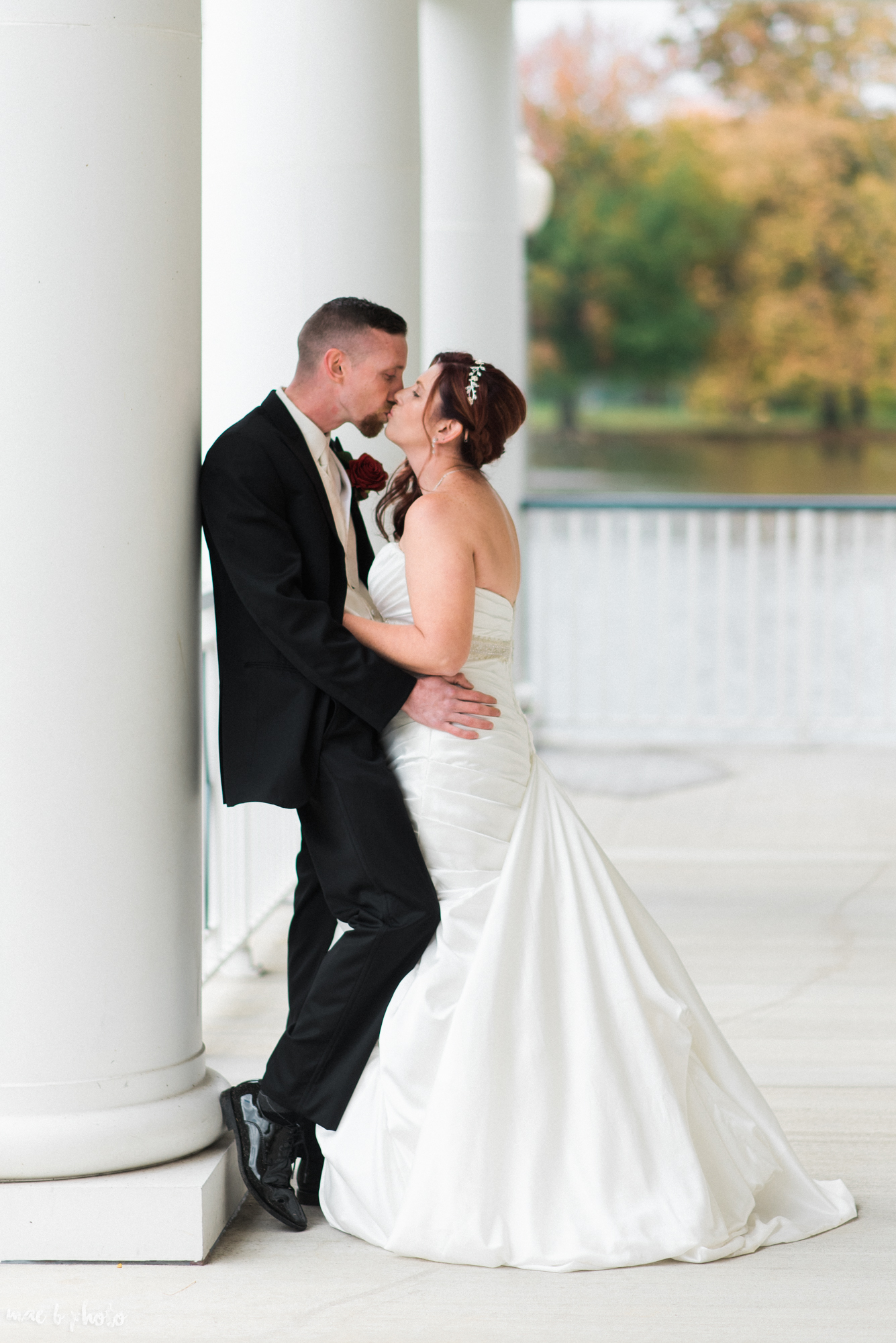 tracey and aaron's personal fall wedding at tiffany's banquet center in brookfield ohio-68.jpg