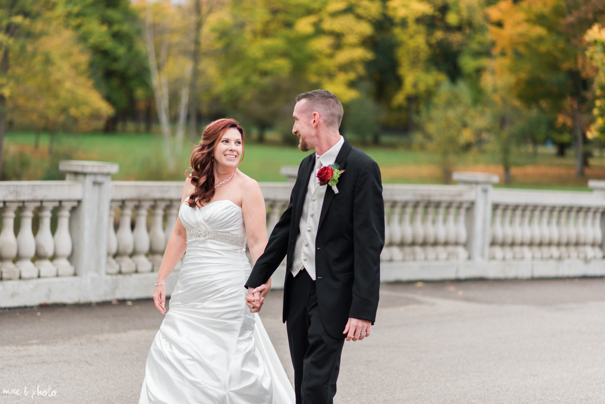 tracey and aaron's personal fall wedding at tiffany's banquet center in brookfield ohio-83.jpg