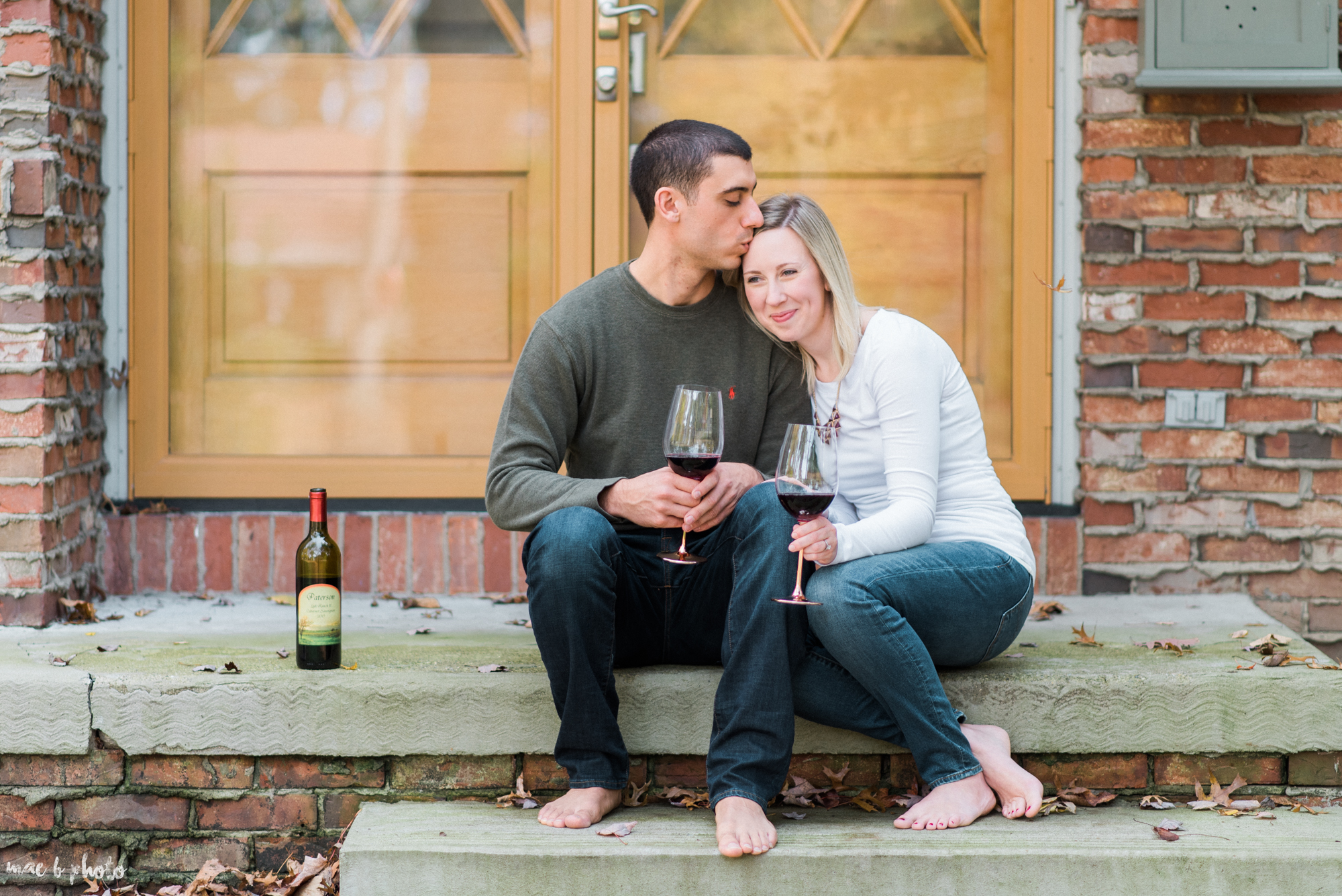 Emily & Michael's Lifestyle Engagement Session in Youngstown Ohio by Mae B Photo-36.jpg