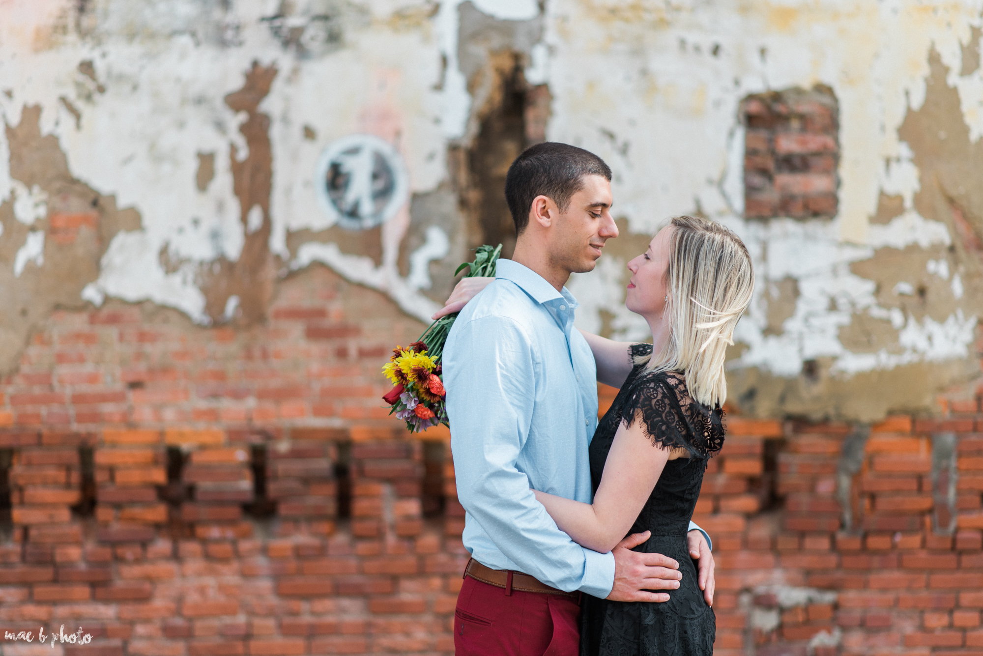 Emily & Michael's Lifestyle Engagement Session in Youngstown Ohio by Mae B Photo-50.jpg