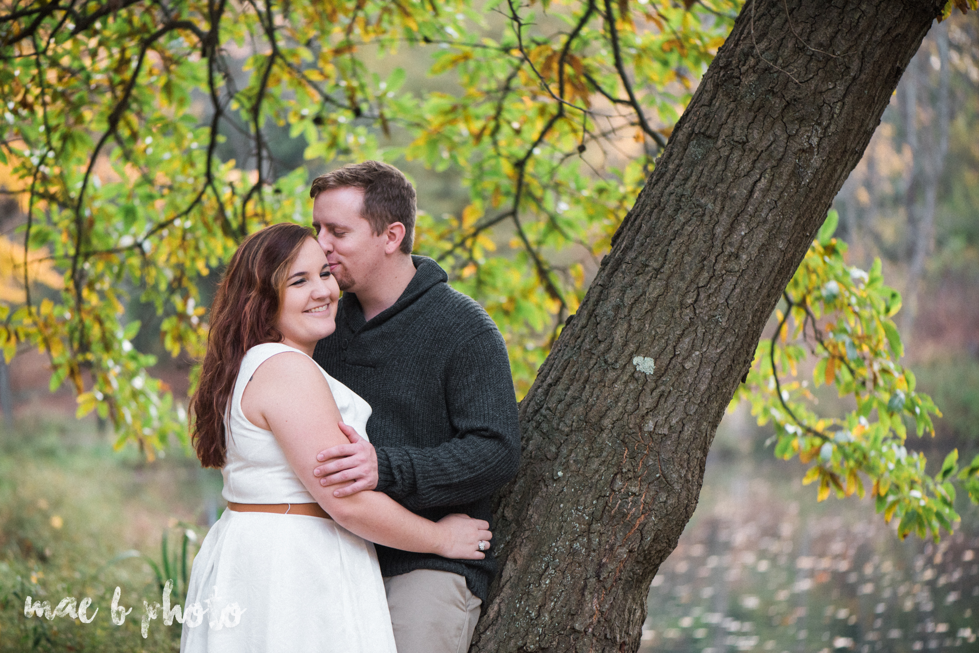 sarah and randy's personal fall engagement session at mill creek park in youngstown ohio-16.jpg