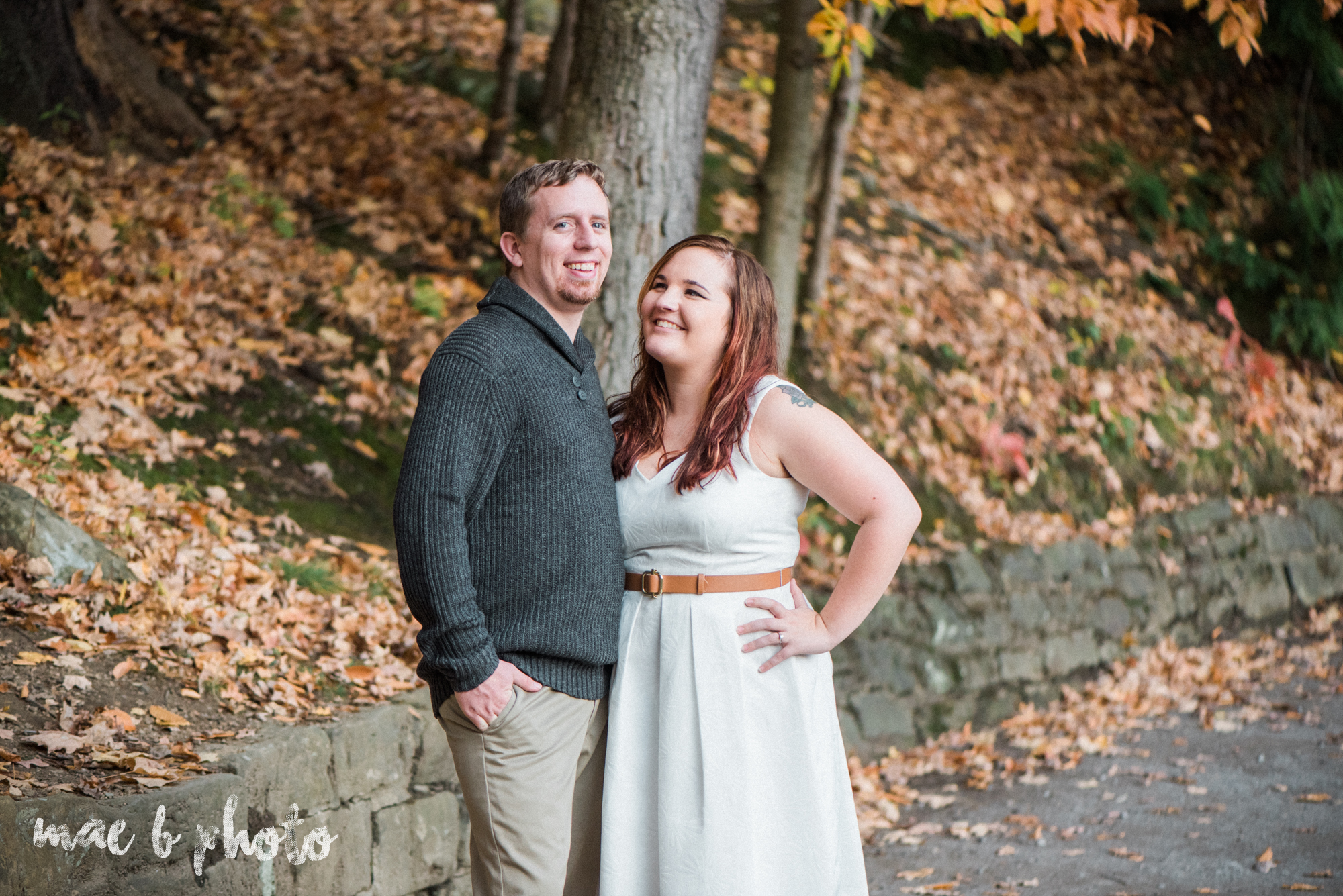 sarah and randy's personal fall engagement session at mill creek park in youngstown ohio-26.jpg