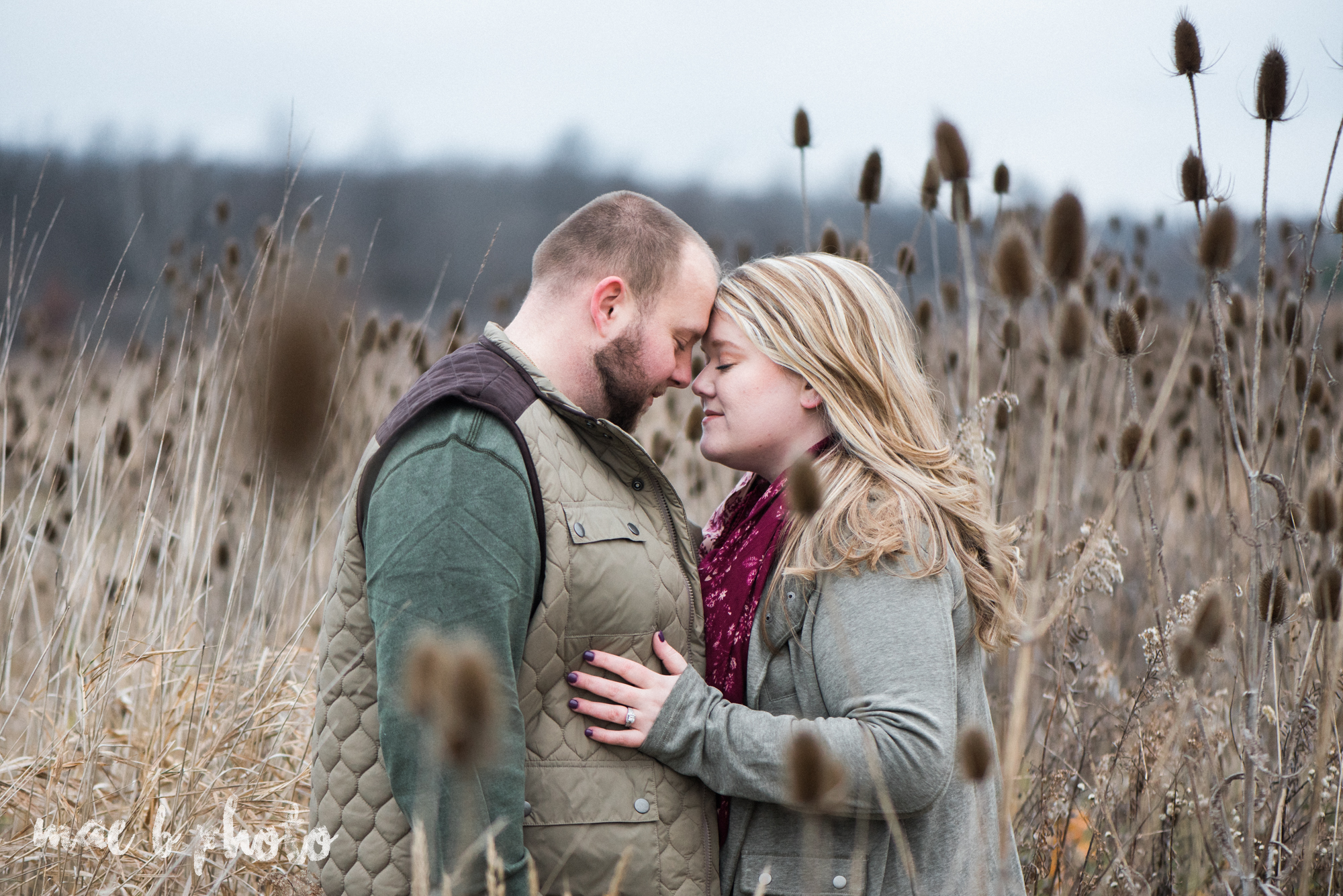 jenna and jay's winter engagement session in mill creek park in youngstown ohio -34.jpg