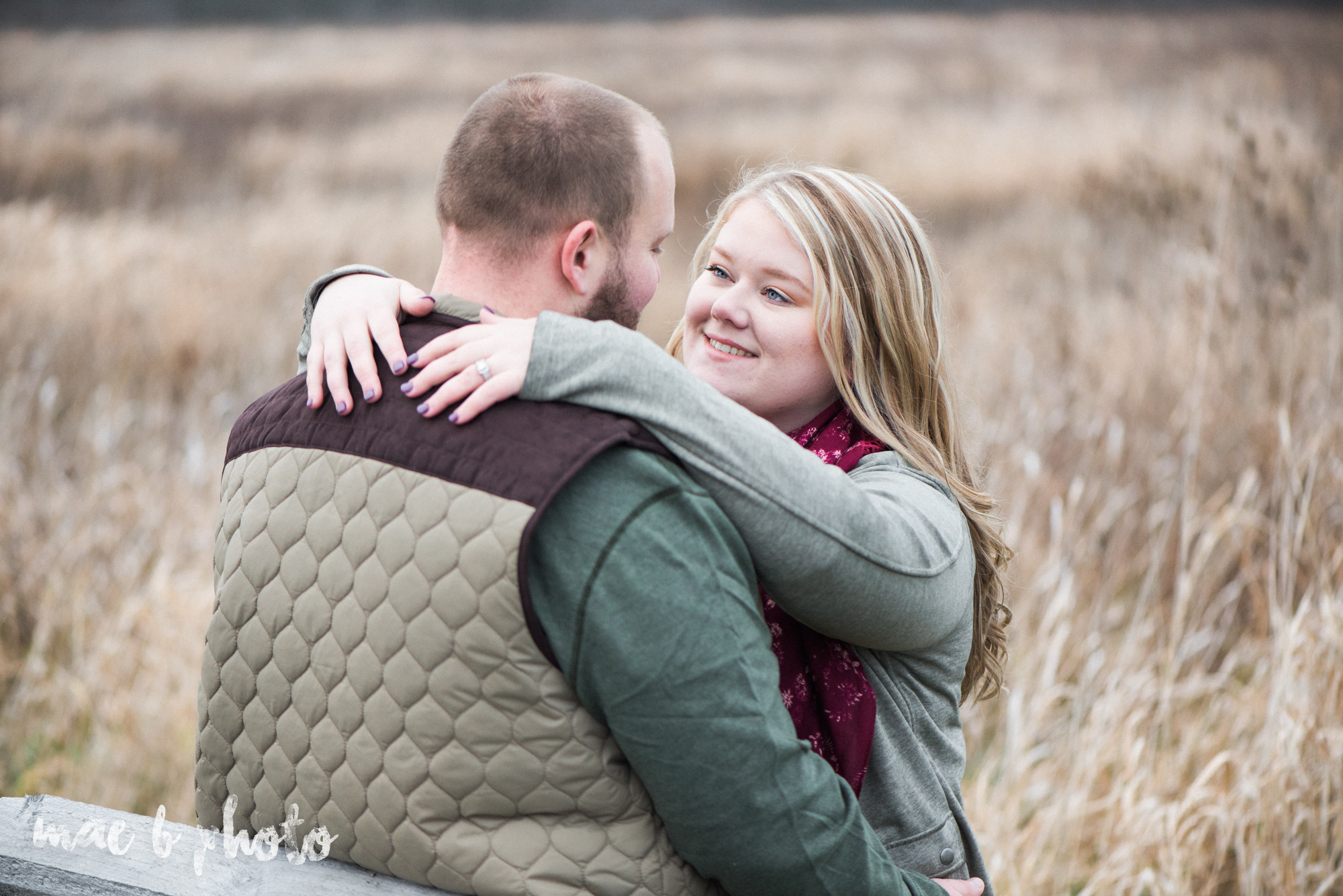 jenna and jay's winter engagement session in mill creek park in youngstown ohio -28.jpg