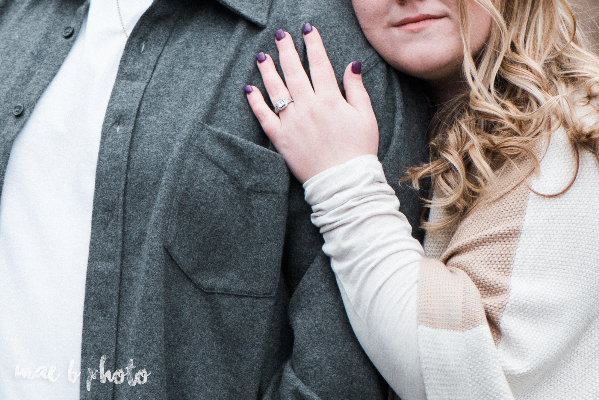 jenna and jay's winter engagement session in mill creek park in youngstown ohio -24.jpg