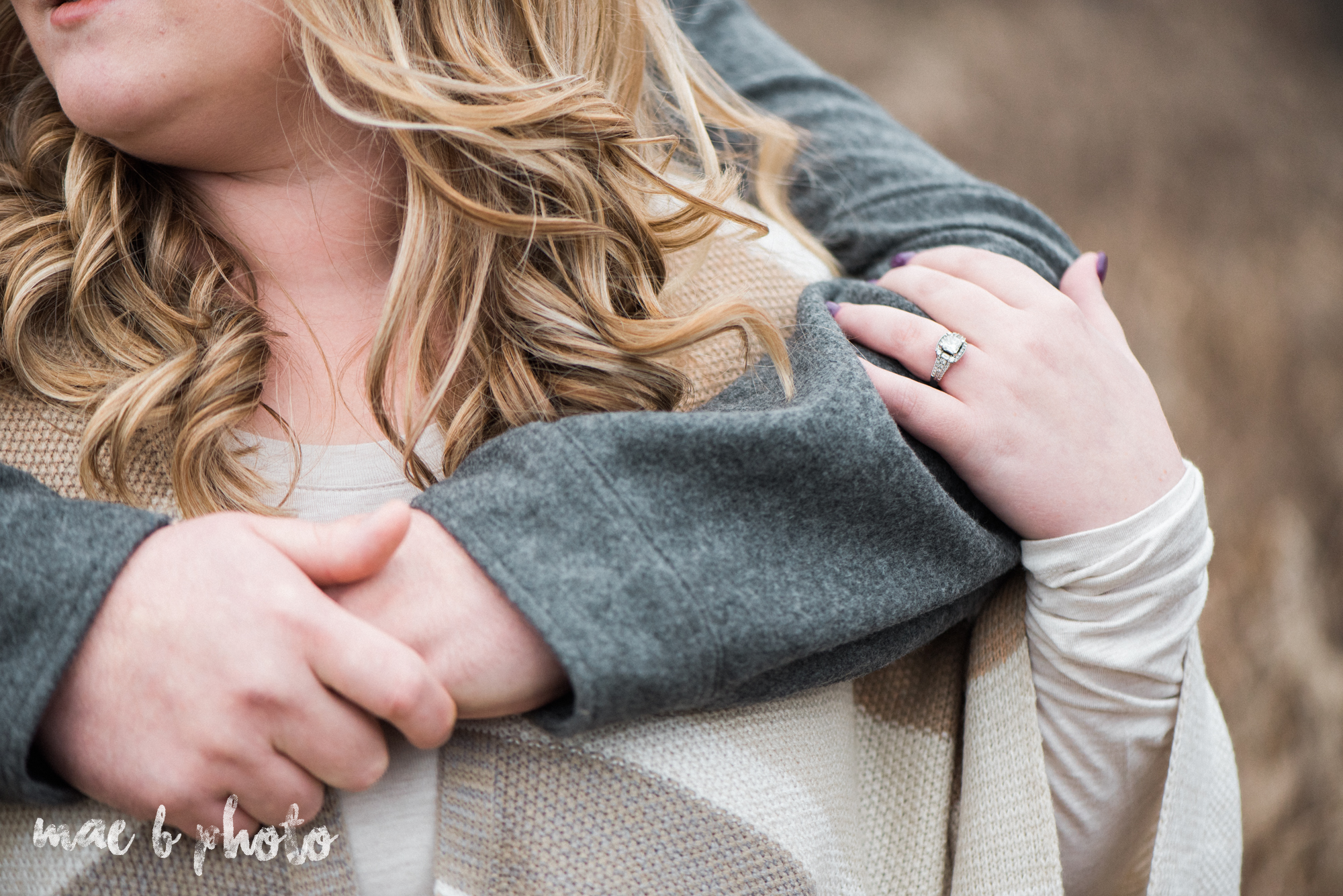 jenna and jay's winter engagement session in mill creek park in youngstown ohio -10.jpg