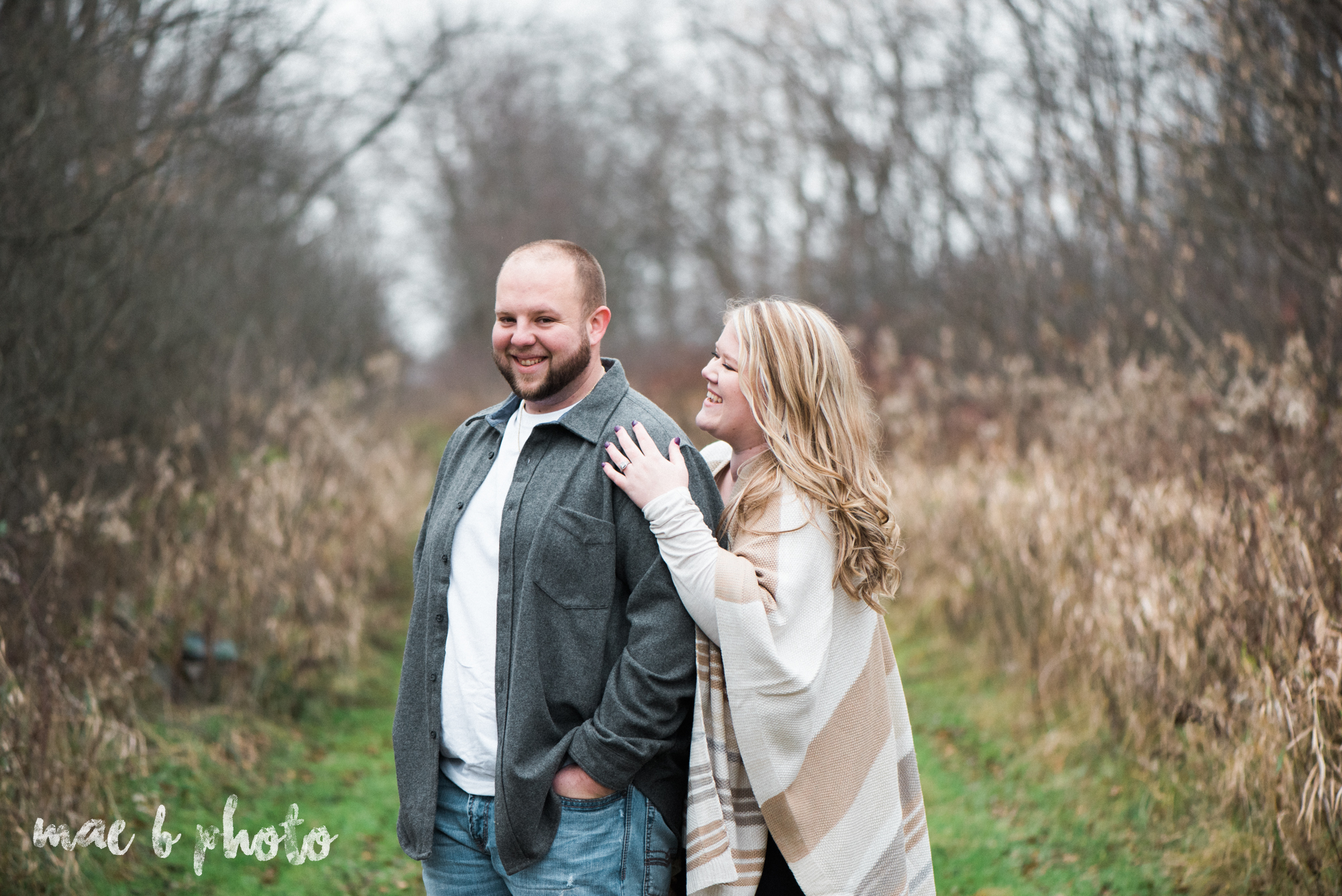 jenna and jay's winter engagement session in mill creek park in youngstown ohio -22.jpg