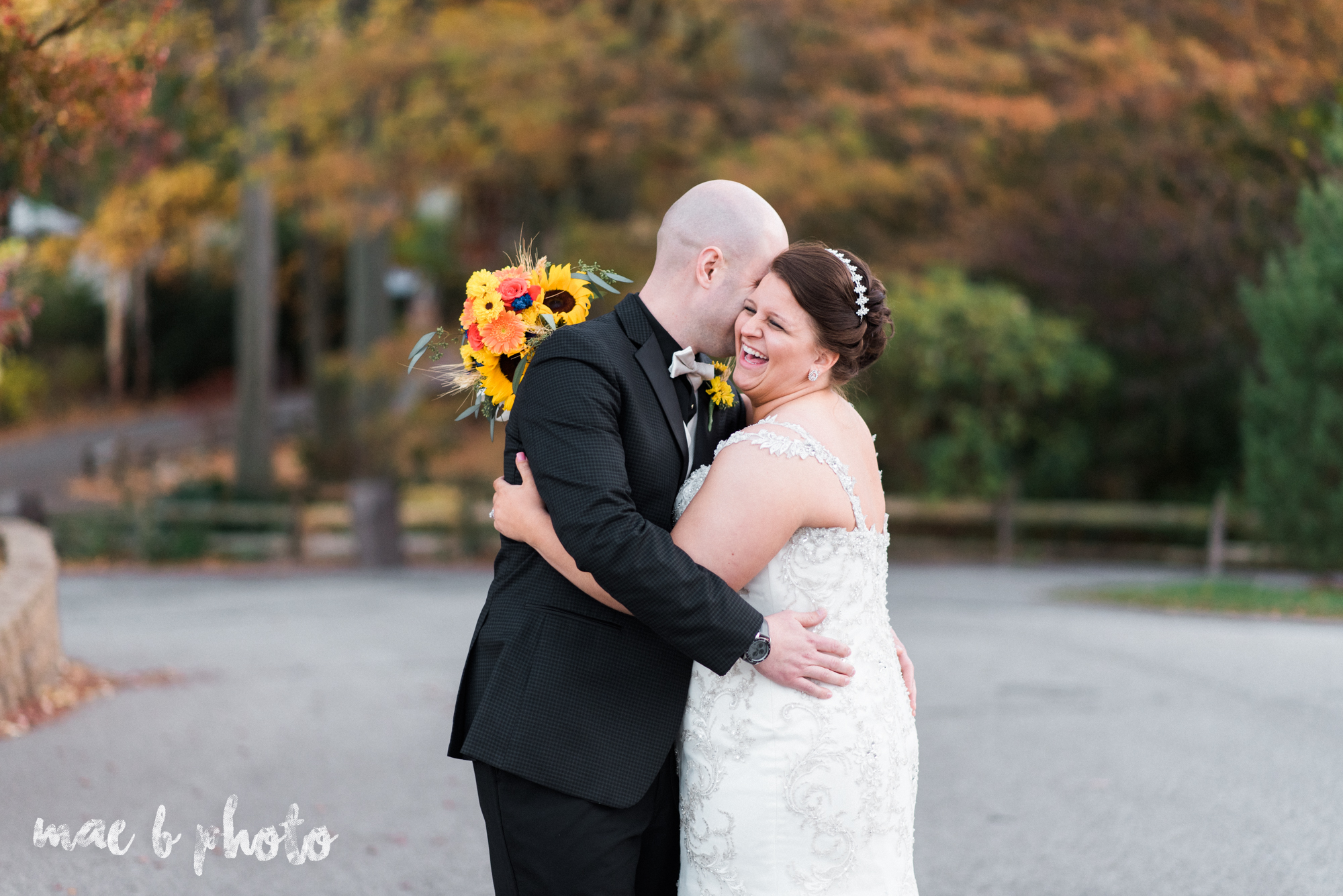 kaylynn & matt's fall zoo wedding at the cleveland metroparks zoo in cleveland ohio photographed by mae b photo-30.jpg